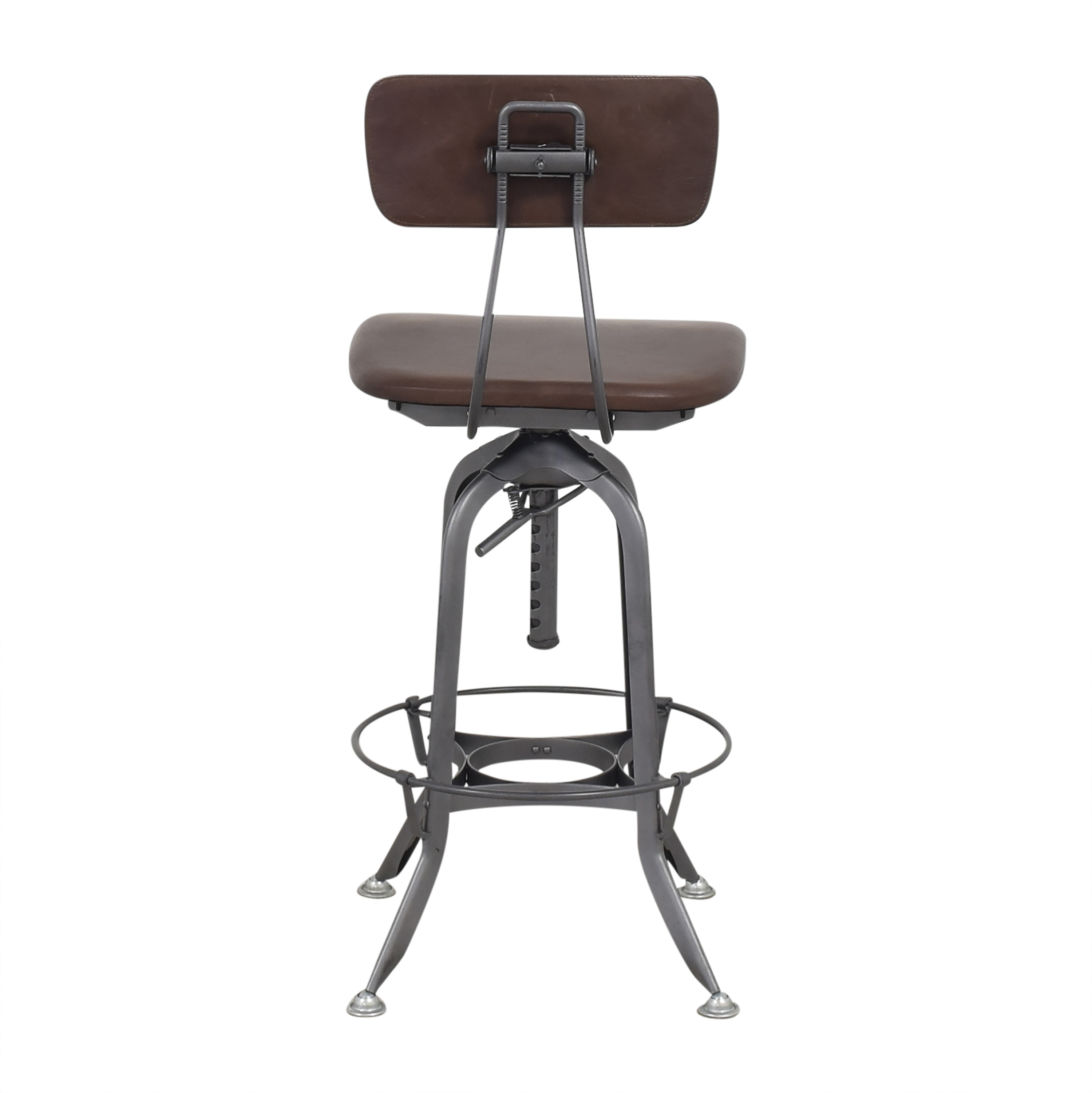 Restoration Hardware Restoration Hardware 1940s Vintage Toledo Bar Chair for sale