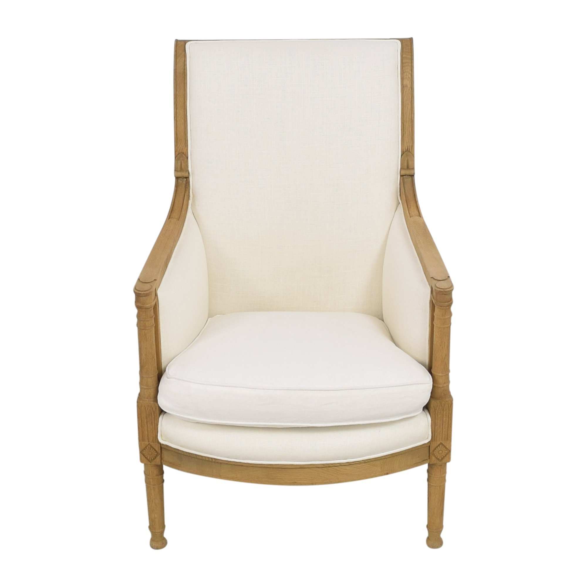 shop Restoration Hardware French Contemporary Chair Restoration Hardware Chairs
