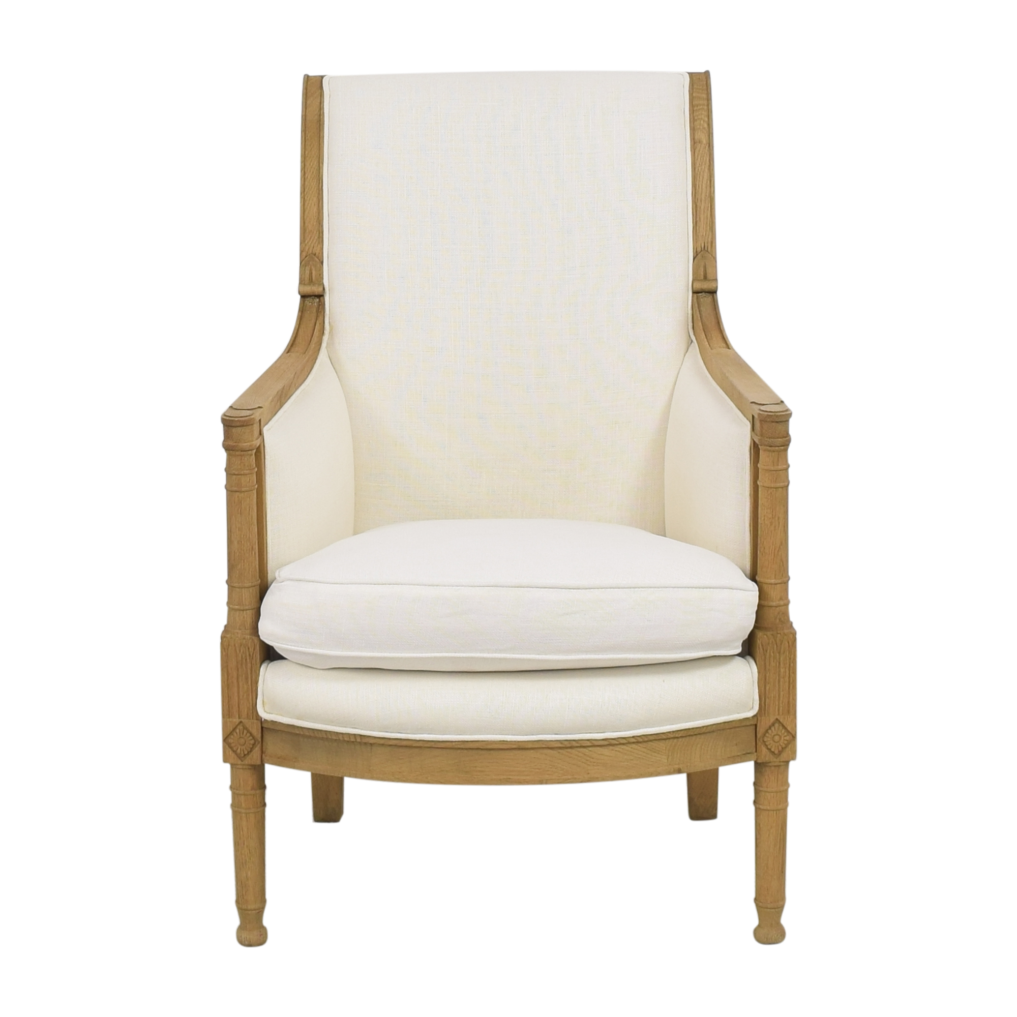 Restoration Hardware French Contemporary Chair sale