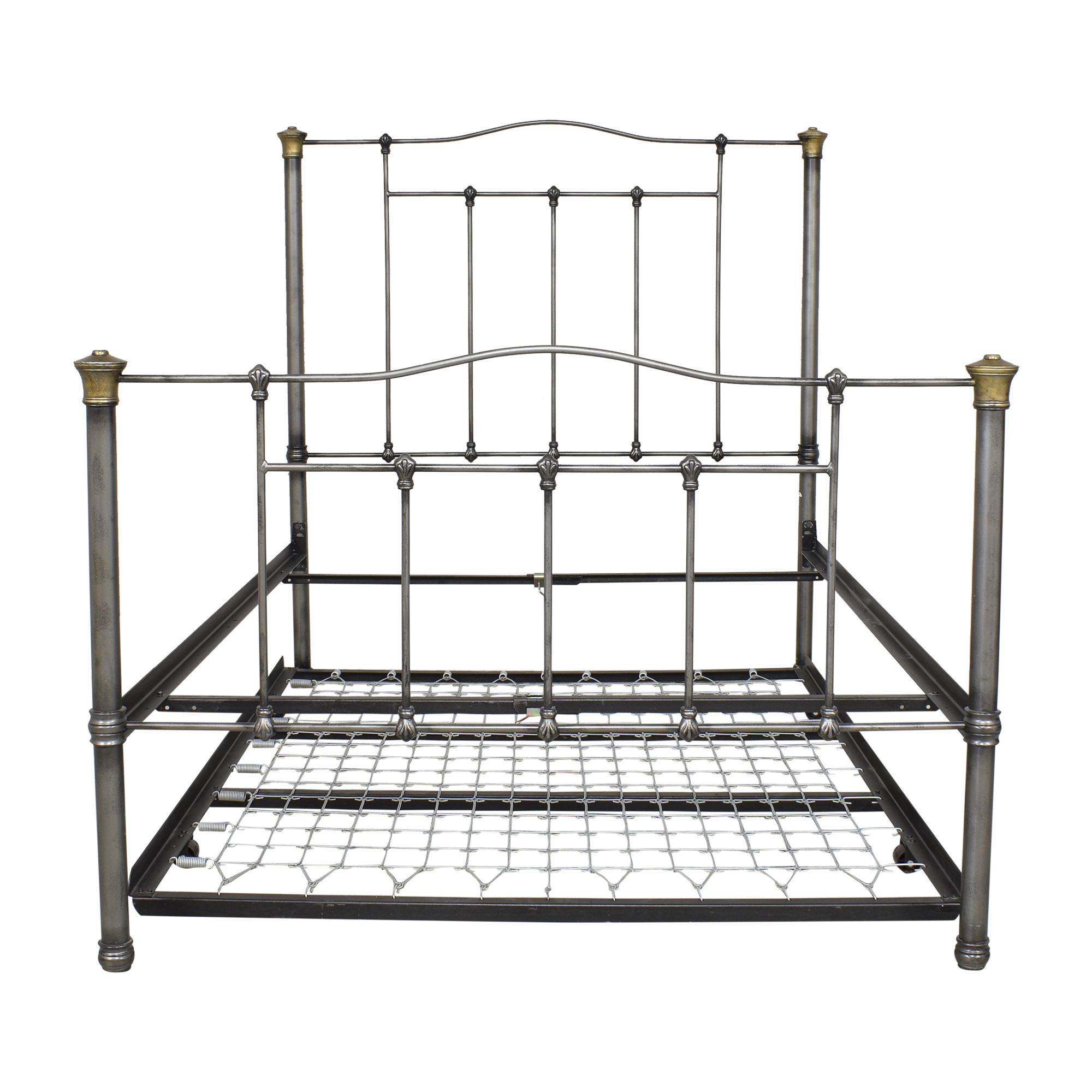 Charles P. Rogers Charles P. Rogers Full Trundle Bed Bed Frames
