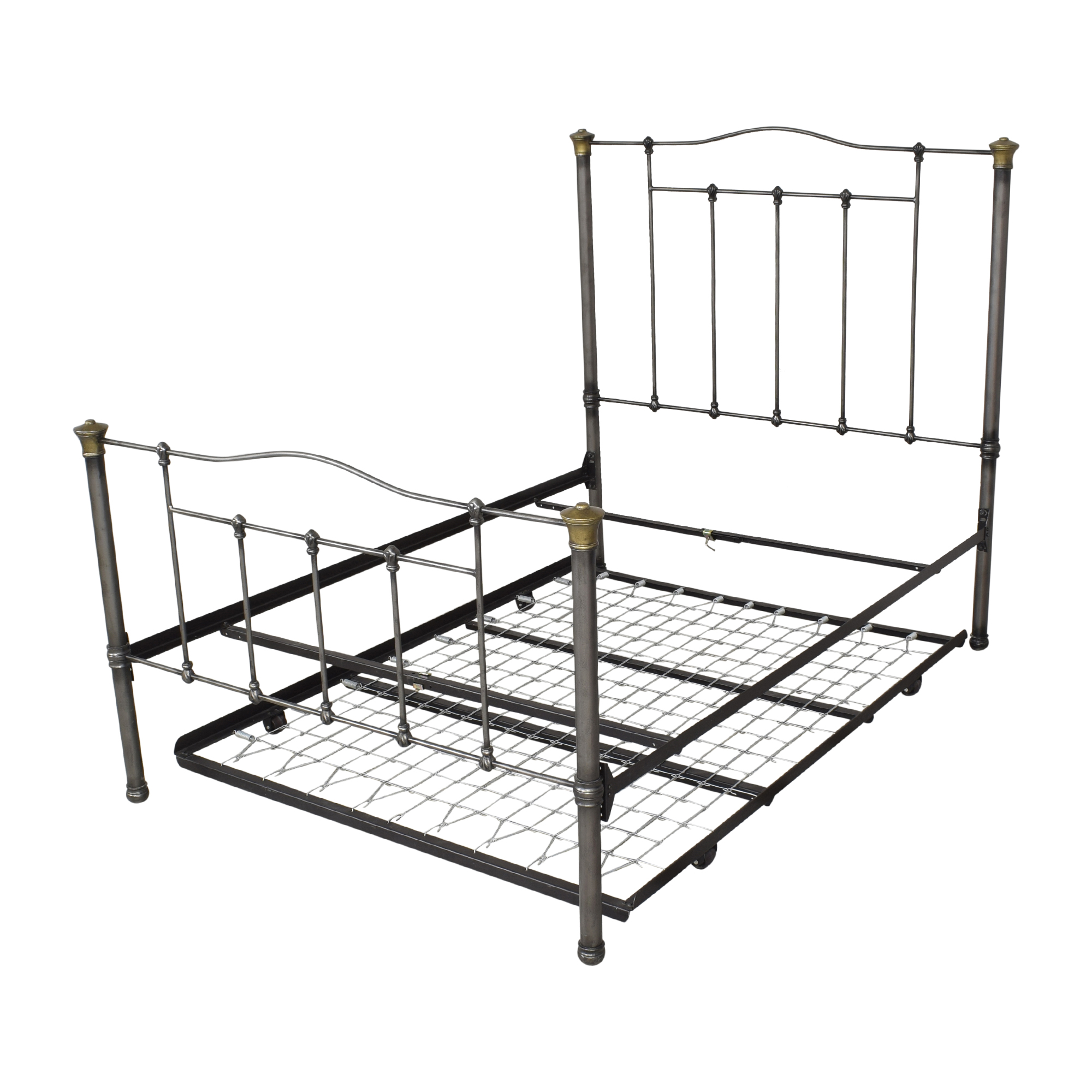 Charles P. Rogers Charles P. Rogers Full Trundle Bed Beds
