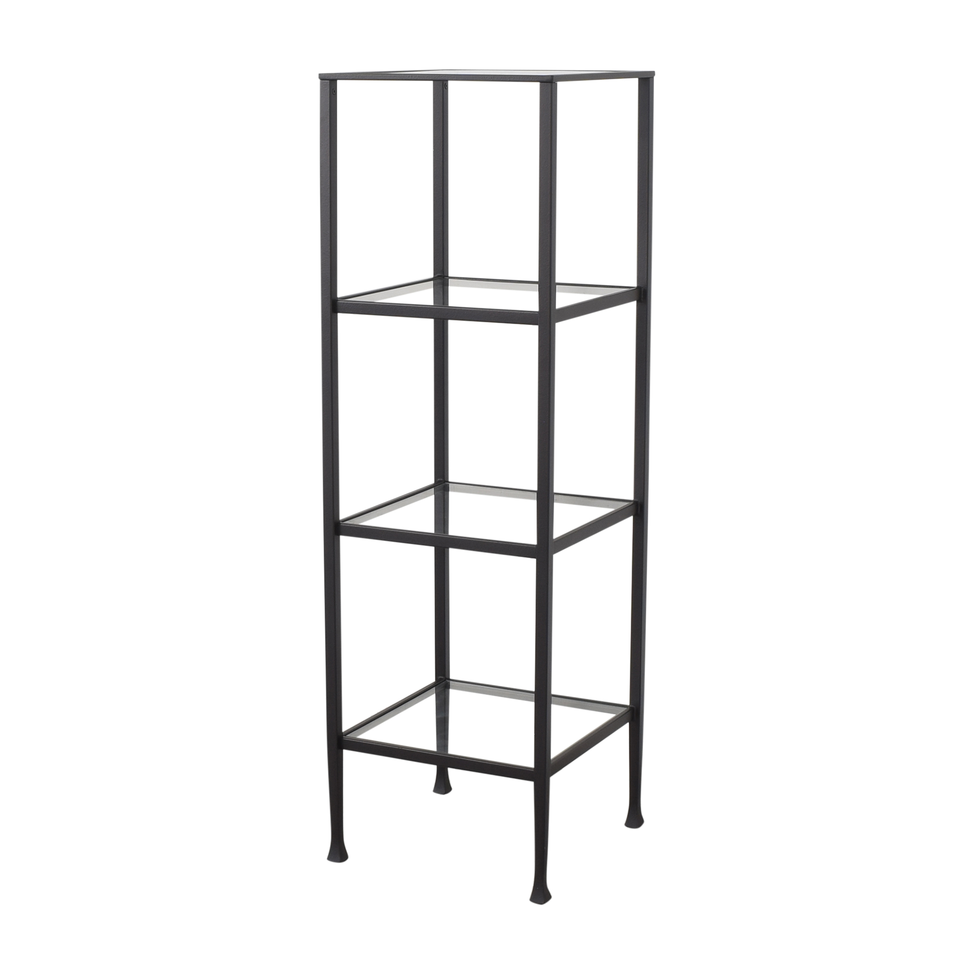buy Pottery Barn Tanner Media Tower Pottery Barn Bookcases & Shelving