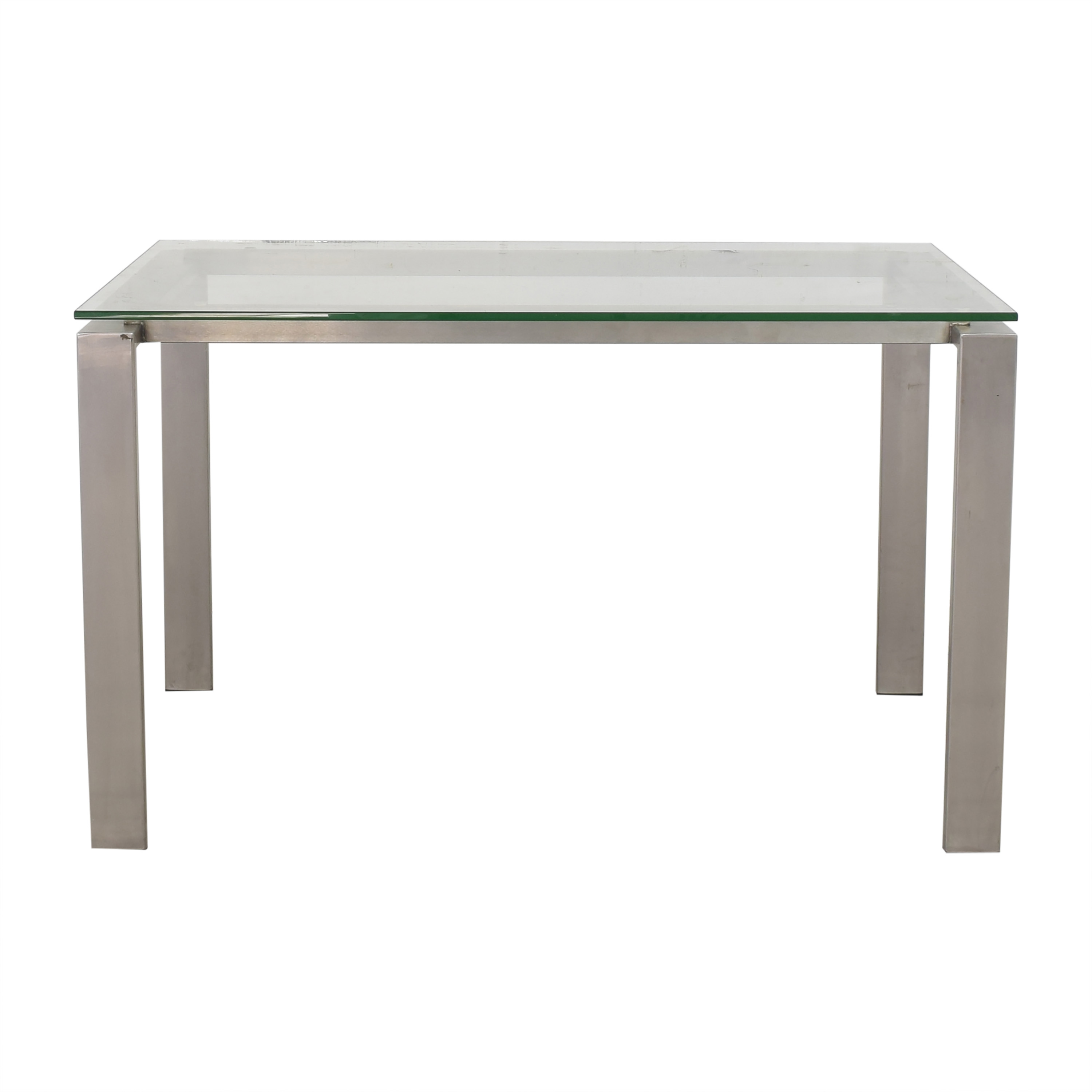 buy Room & Board Rand Translucent Dining Table Room & Board Dinner Tables