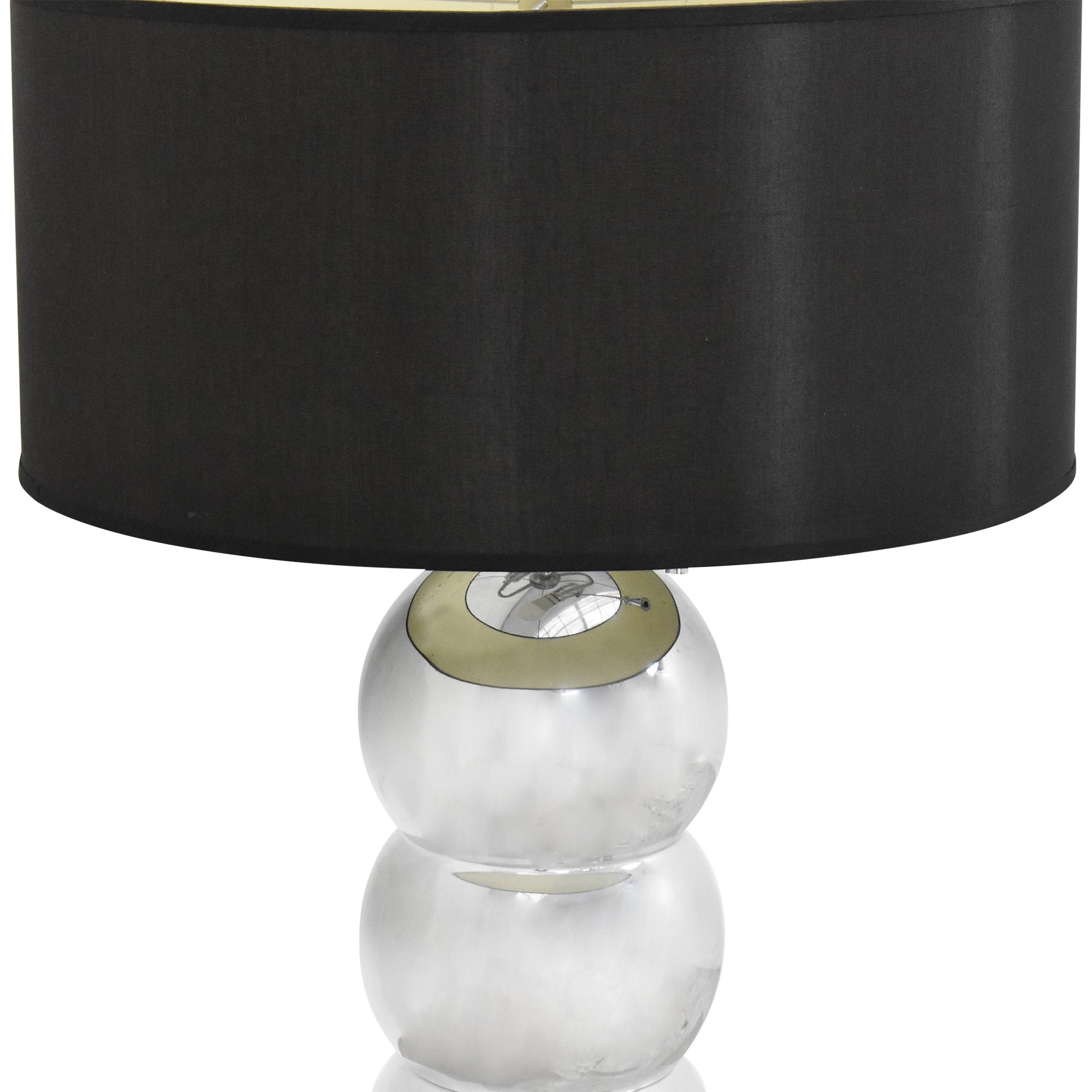 George Kovacs George Kovacs Stacked Ball Table Lamp ma