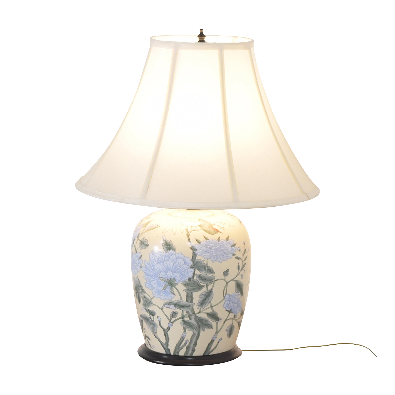 shop  Floral Table Lamp online