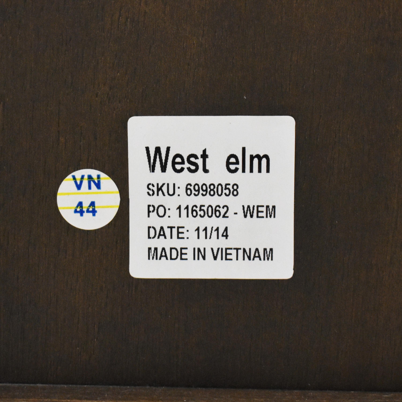 West Elm West Elm Paneled Armoire ct