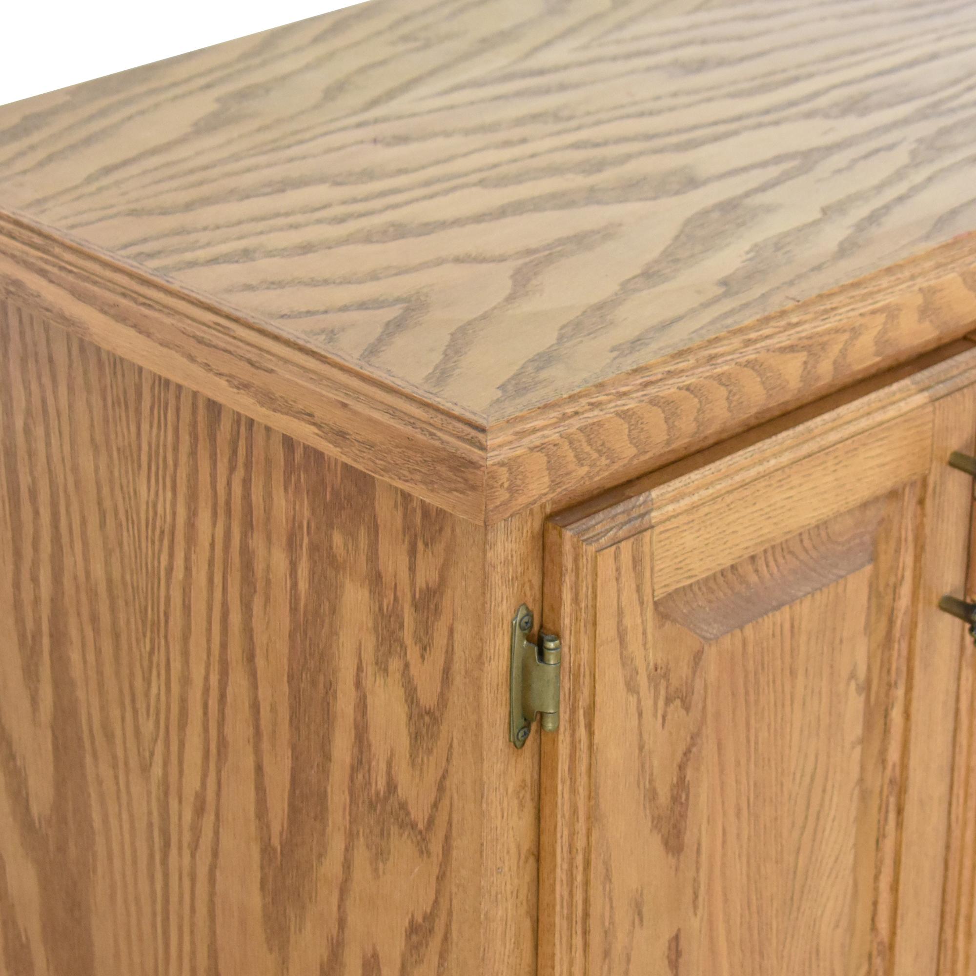 shop Two Door Cabinet