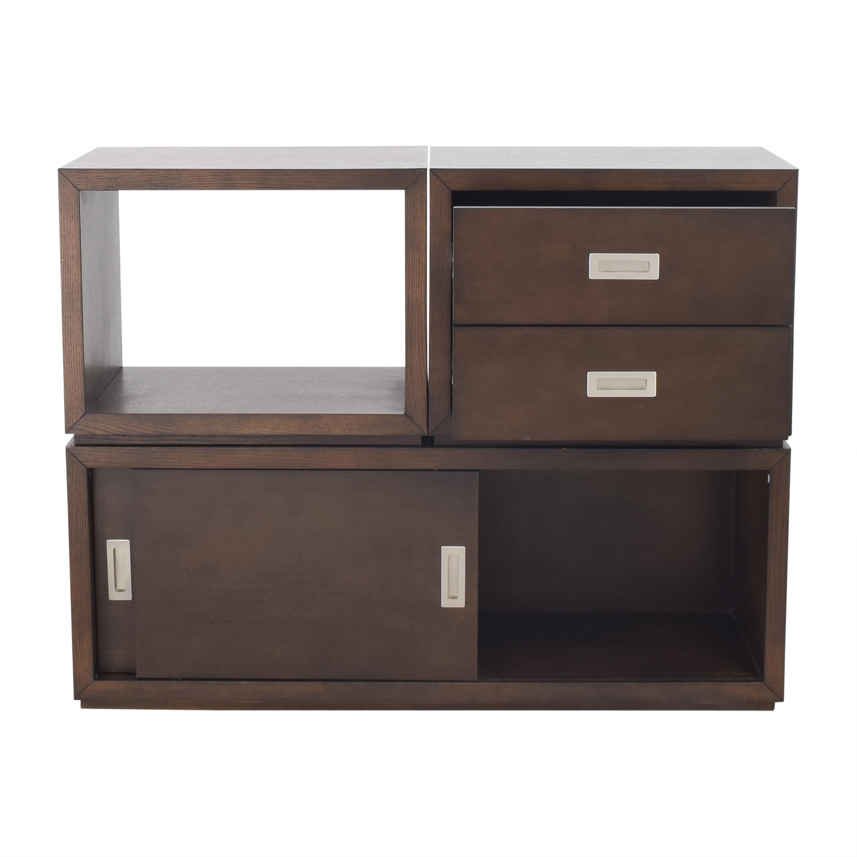buy Crate & Barrel Crate & Barrel Aspect Modular Storage Unit online
