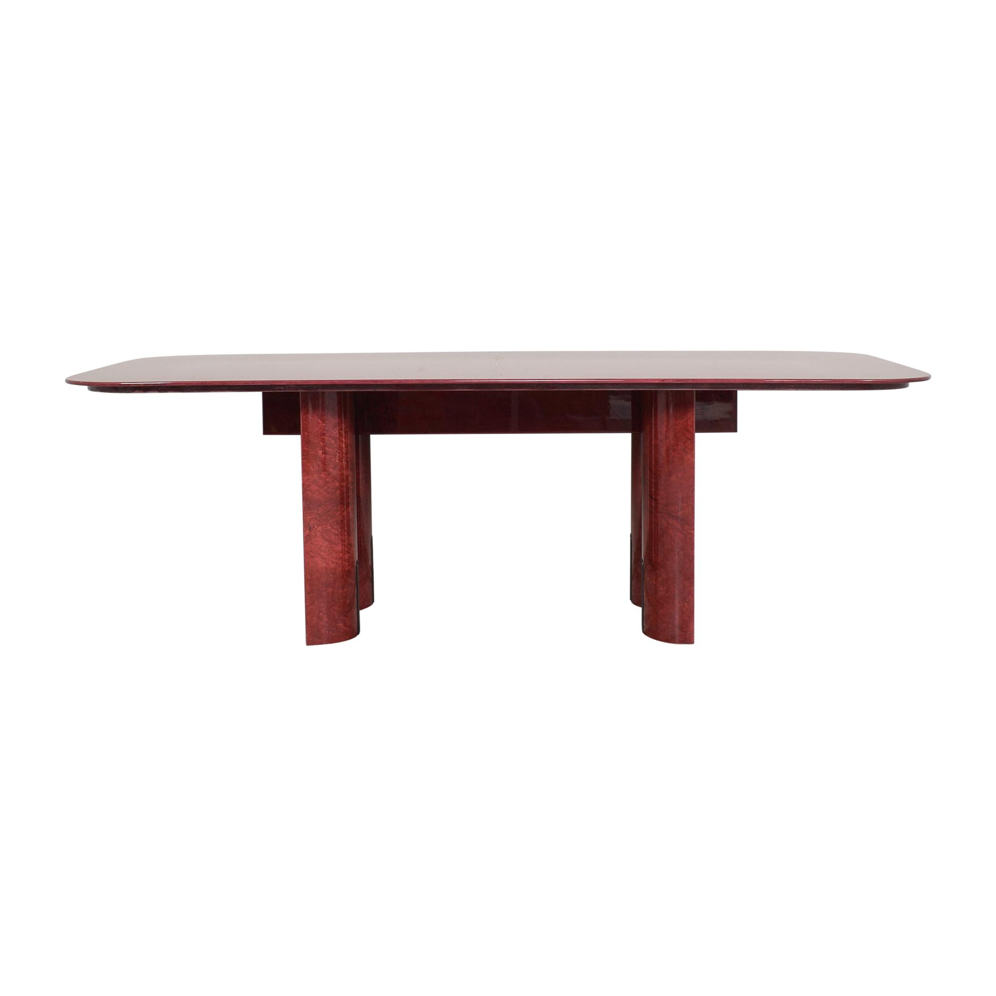 Saporiti Saporiti Dining Table discount