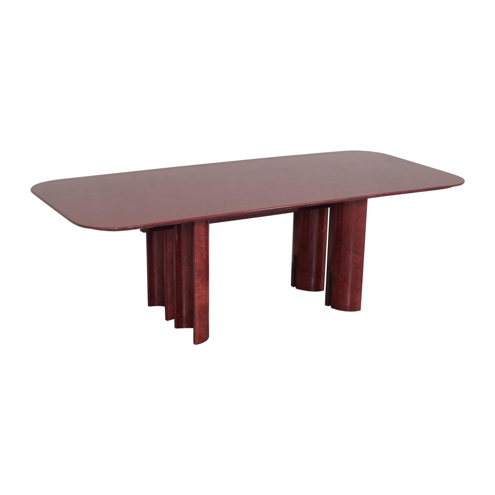 buy Saporiti Dining Table Saporiti