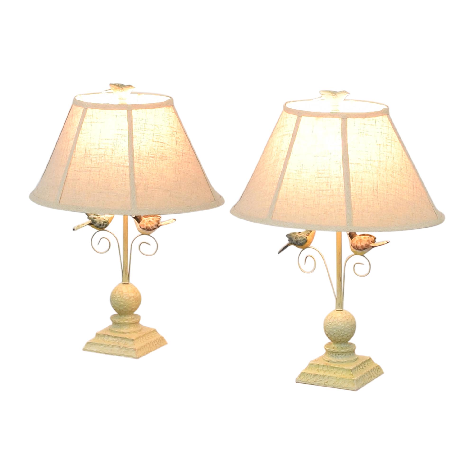 AHS Lighting Fly Away Together Table Lamps AHS Lighting
