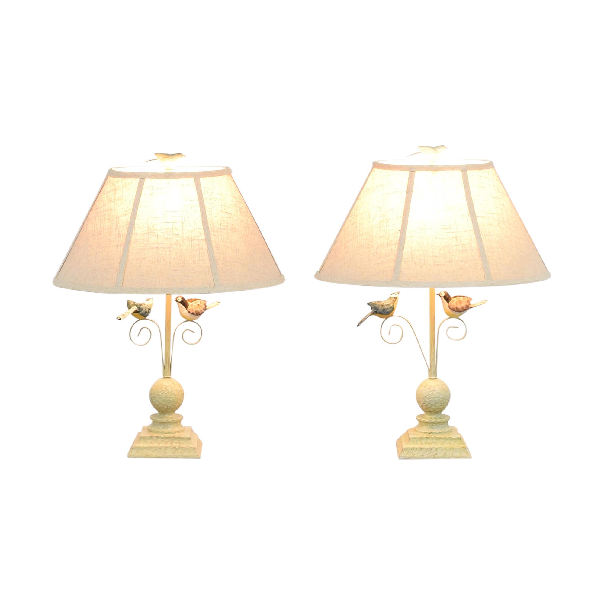 AHS Lighting AHS Lighting Fly Away Together Table Lamps on sale
