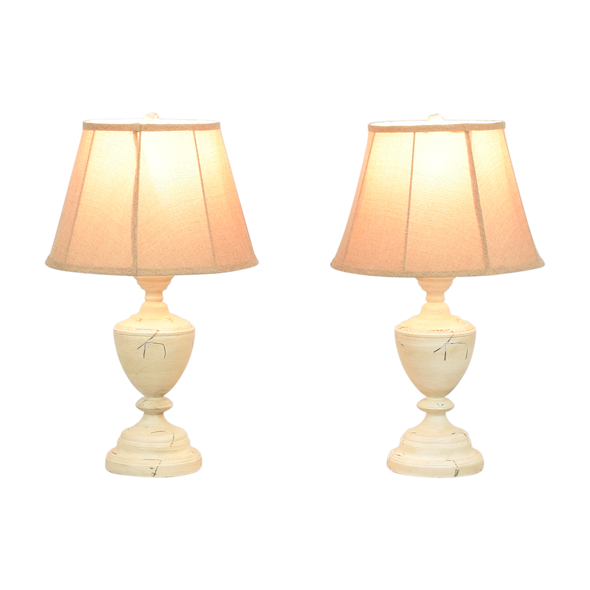 Country Willow Country Willow Table Lamps ct