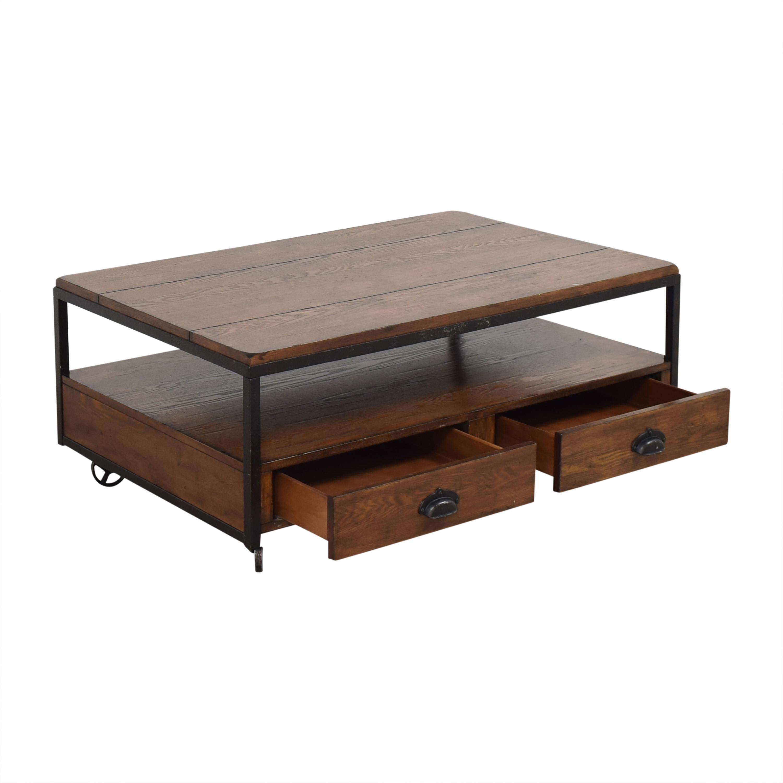 Hammary Baja Industrial Coffee Table / Tables