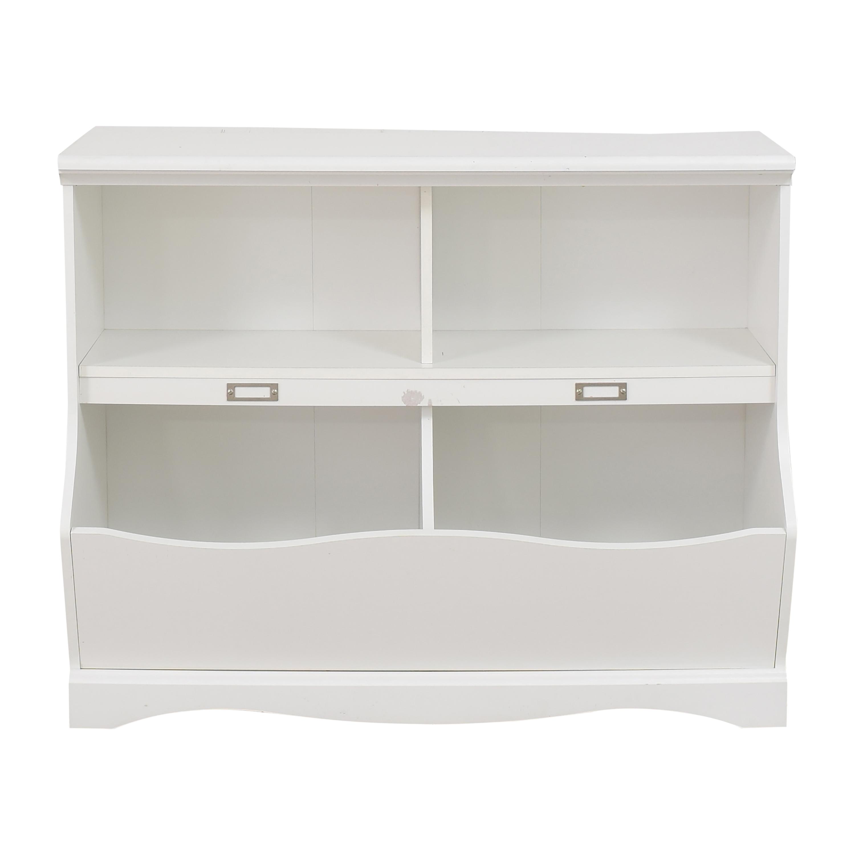 Sauder Sauder Pogo Storage Bookcase dimensions