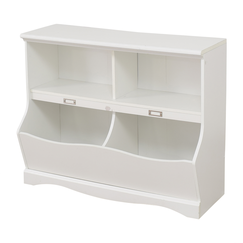 Sauder Sauder Pogo Storage Bookcase Storage