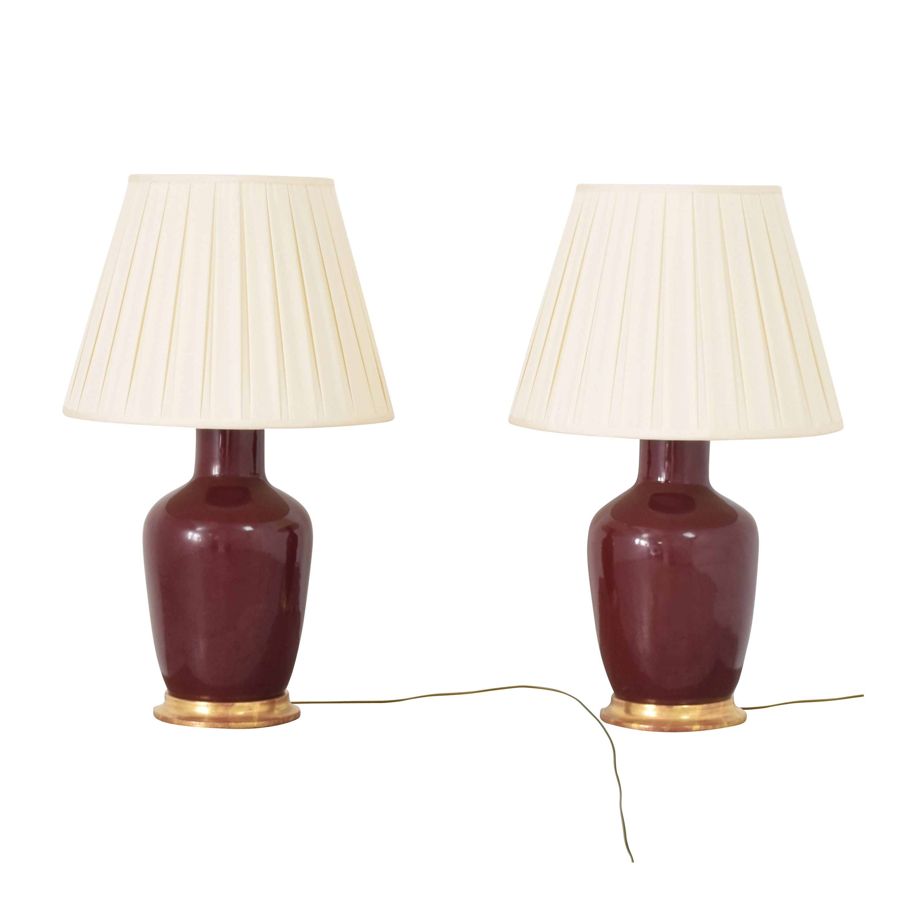 Christopher Spitzmiller Christopher Spitzmiller Ginger Jar Lamps