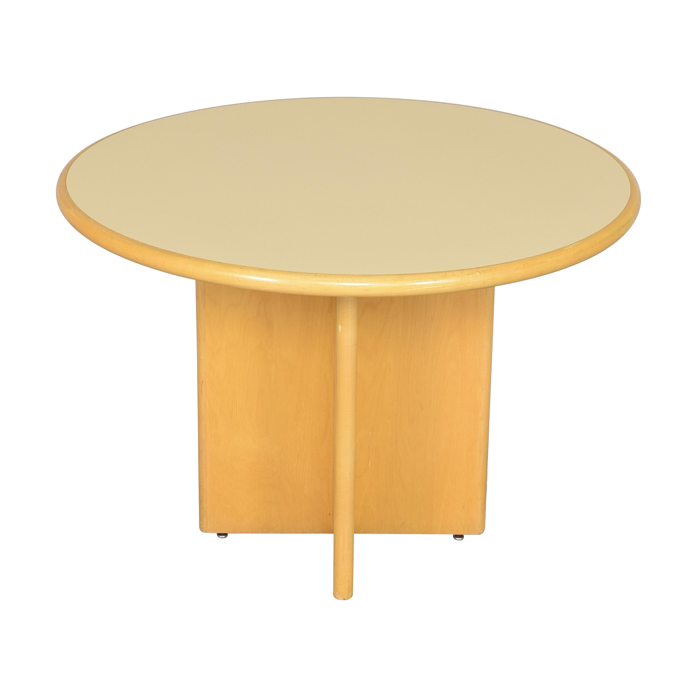 Custom Round Dining Table price