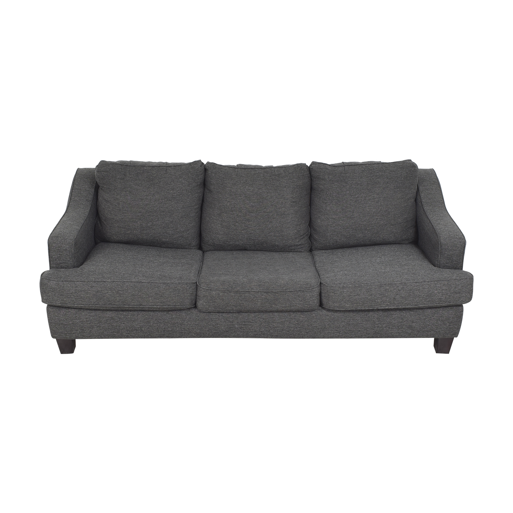 Raymour & Flanigan Raymour & Flanigan Modern Queen Sleeper Sofa pa
