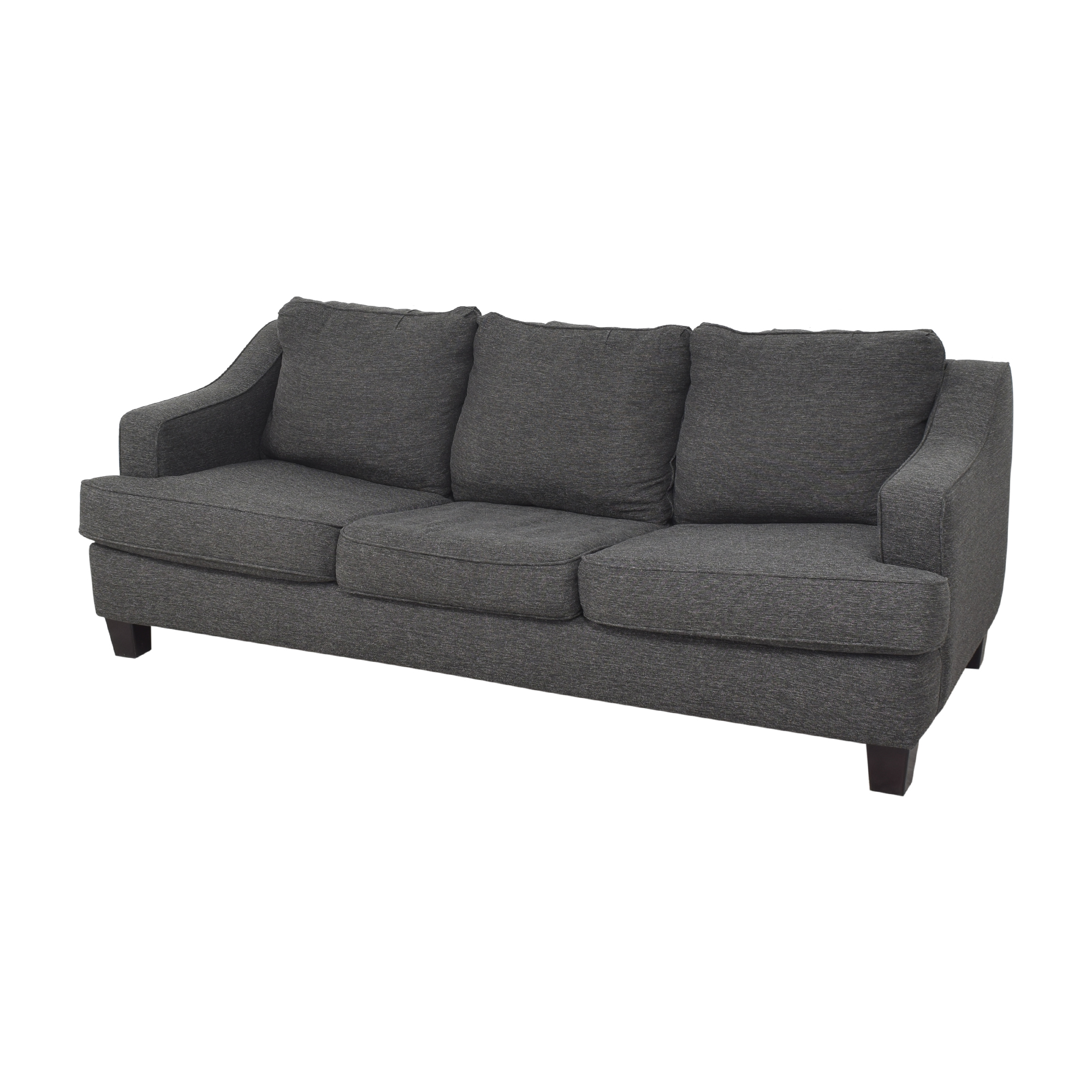 Raymour & Flanigan Modern Queen Sleeper Sofa sale