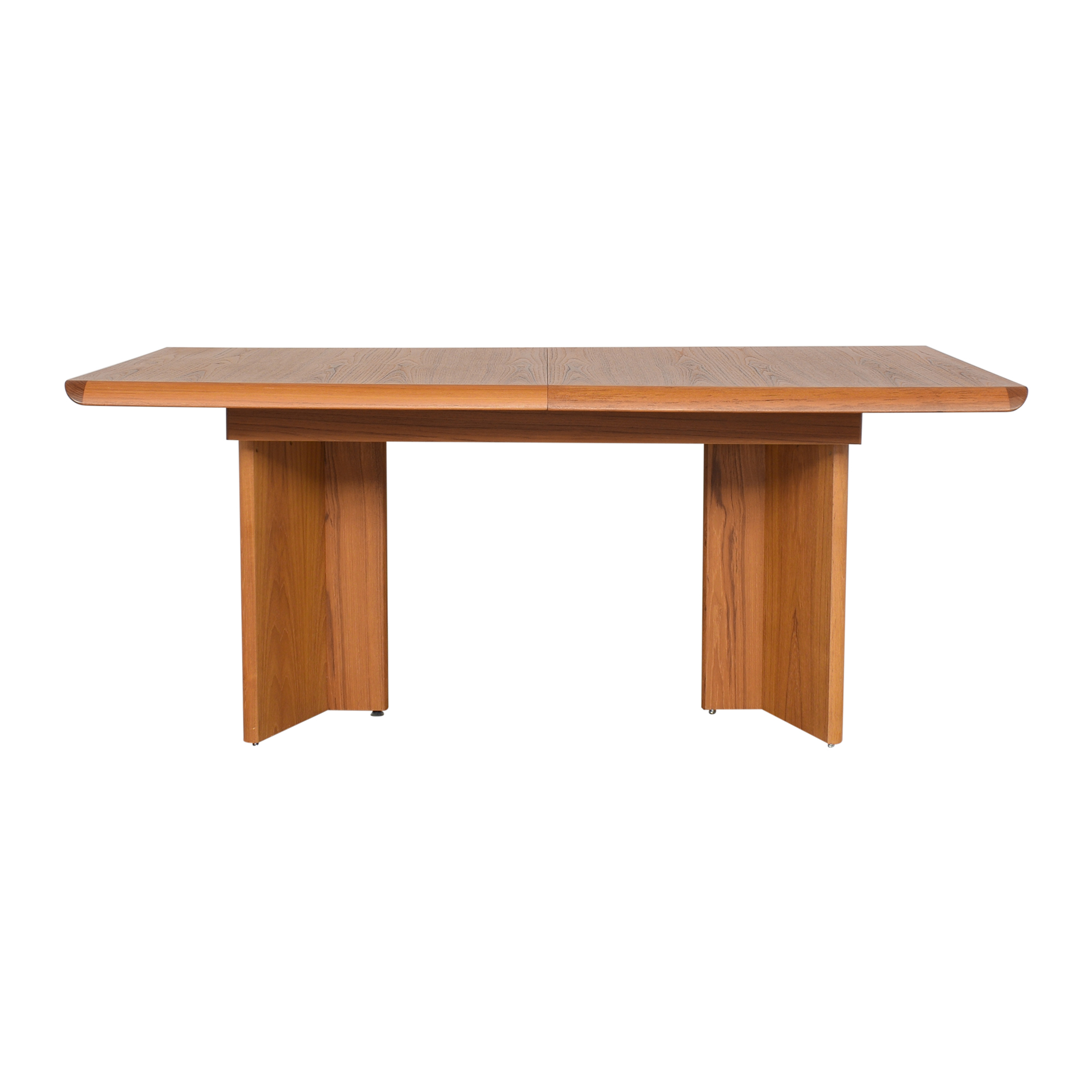Rectangular Extendable Dining Table on sale