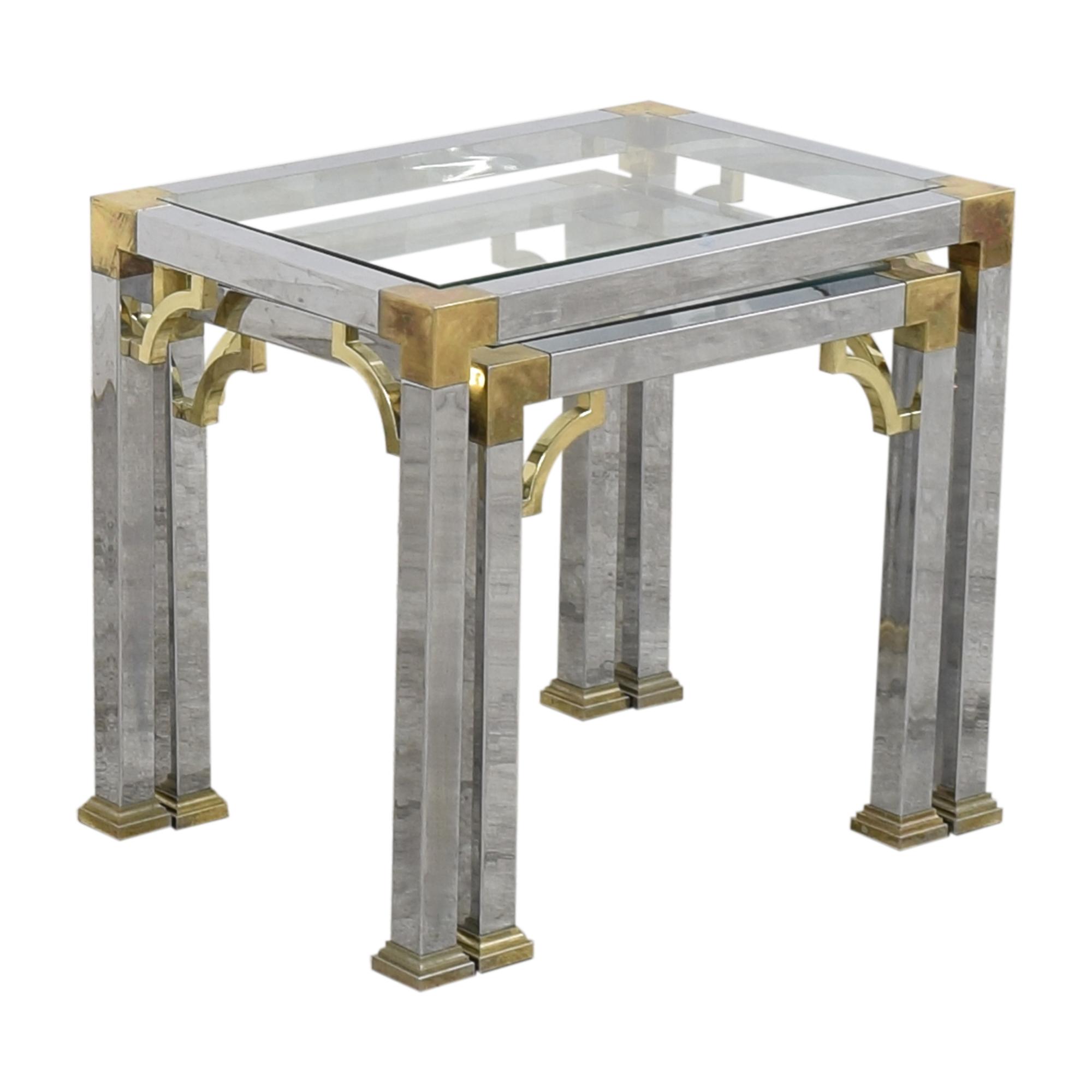 B. Altman B. Altman Nesting End Tables ct
