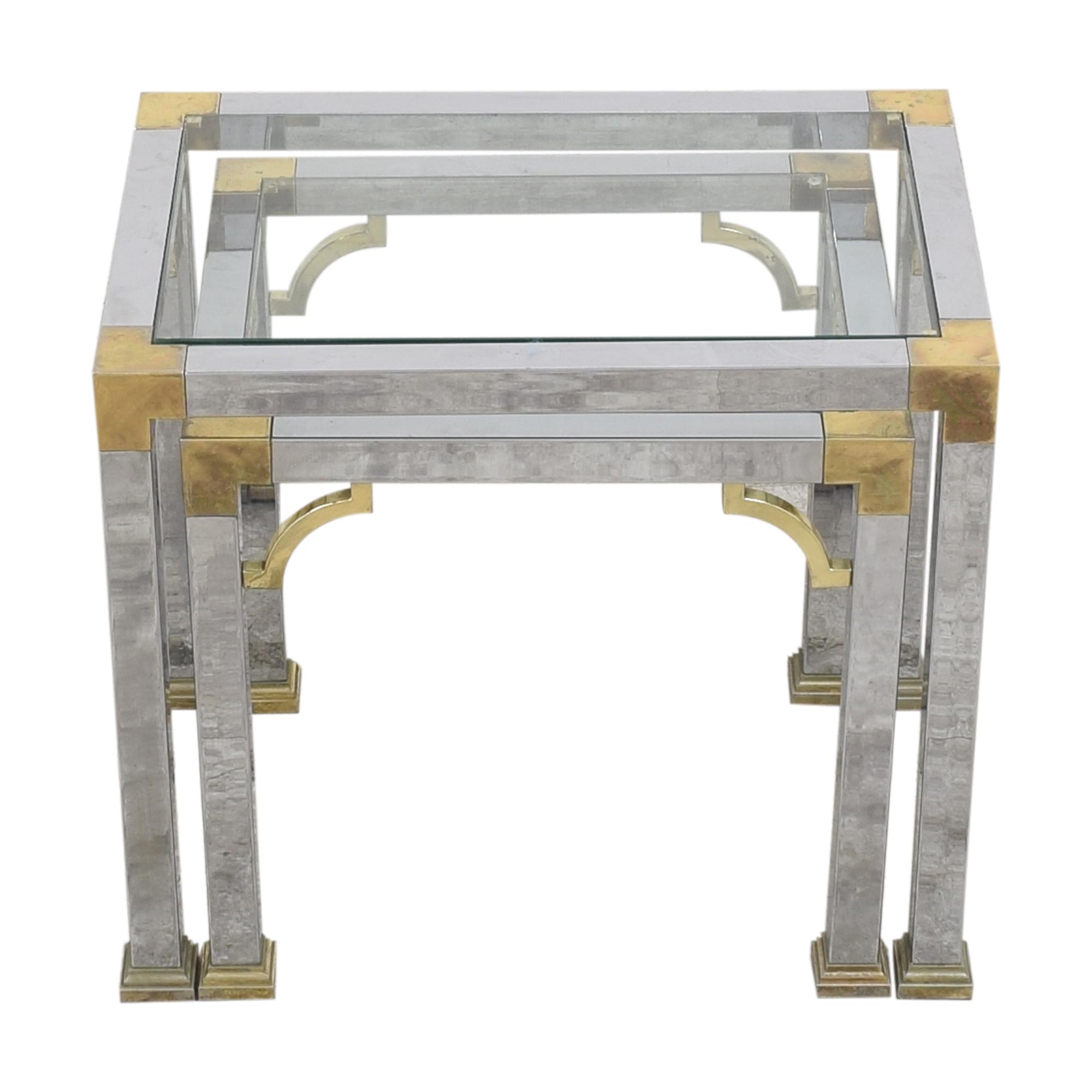 buy B. Altman Nesting End Tables B. Altman End Tables