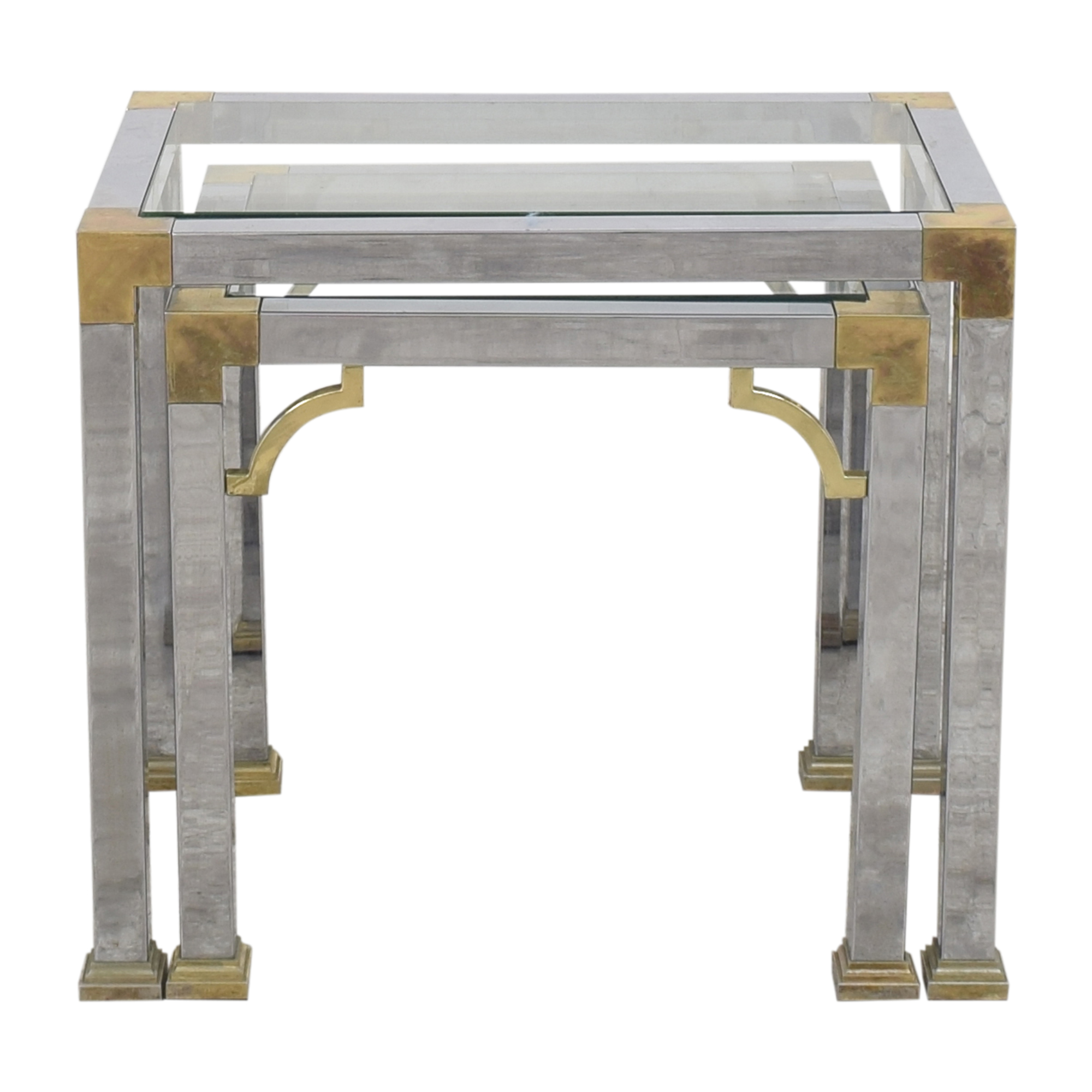 buy B. Altman Nesting End Tables B. Altman
