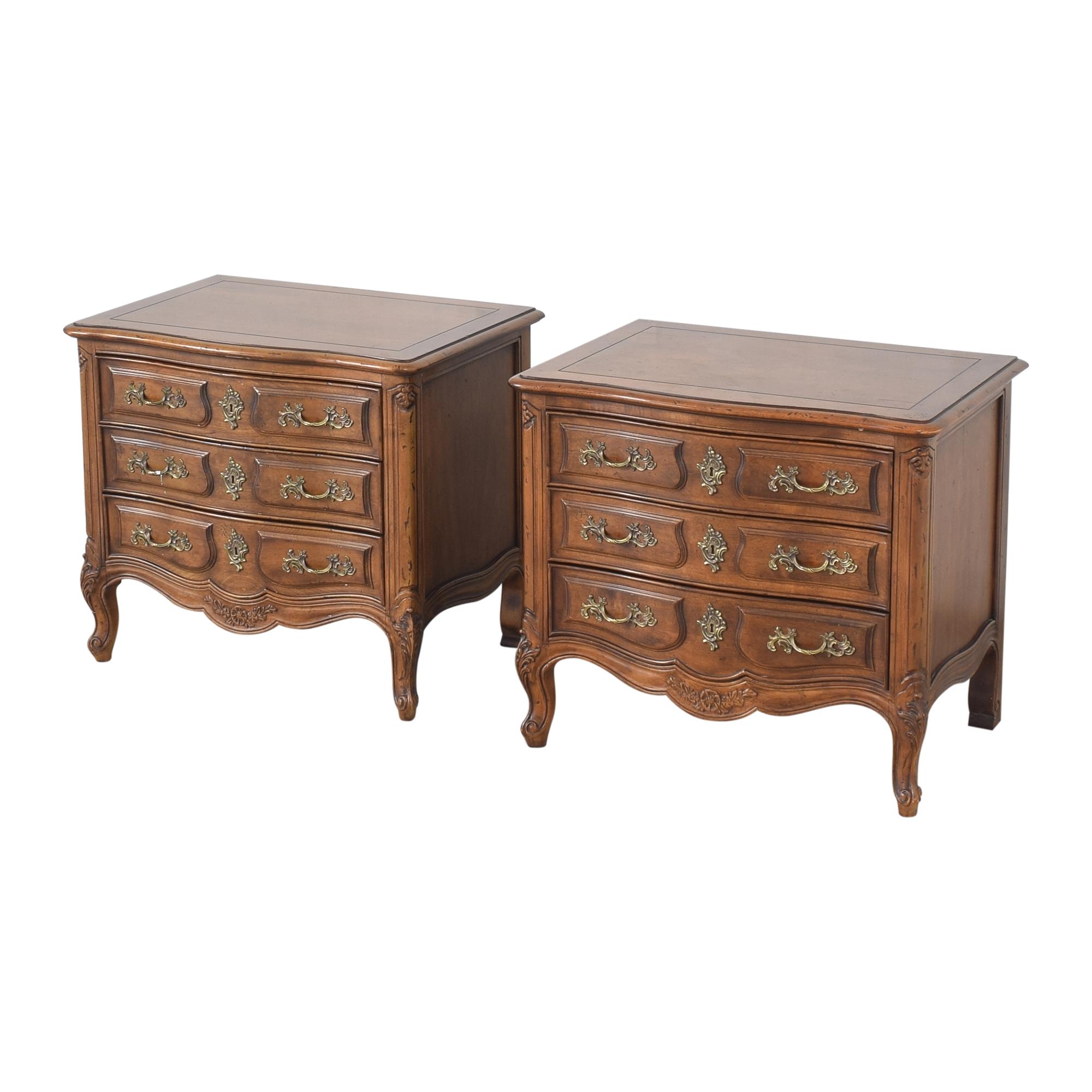 buy Henredon Furniture Villandry Collection Nightstands Henredon Furniture Tables
