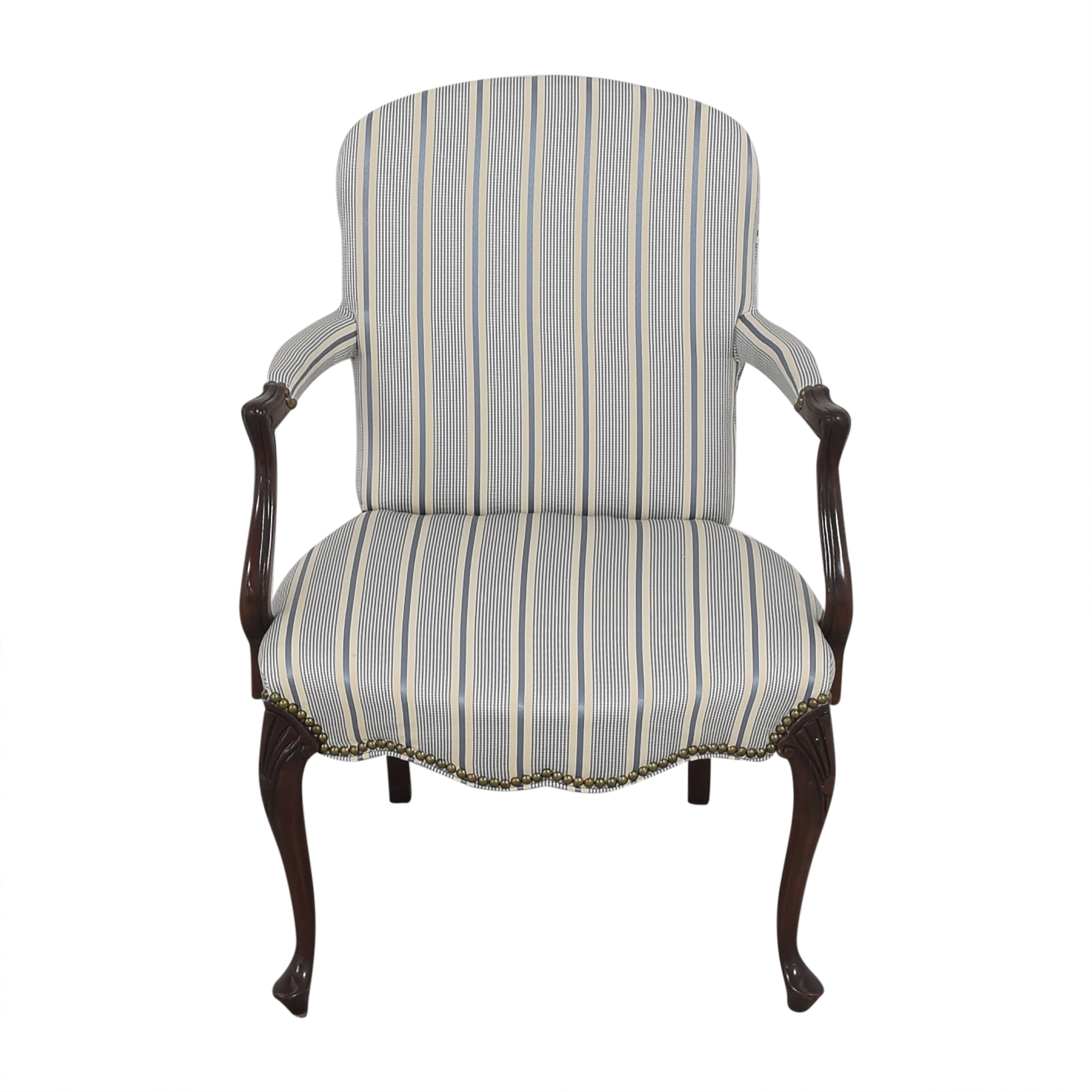 Hickory Chair Hickory Chair Upholstered Accent Chair ma