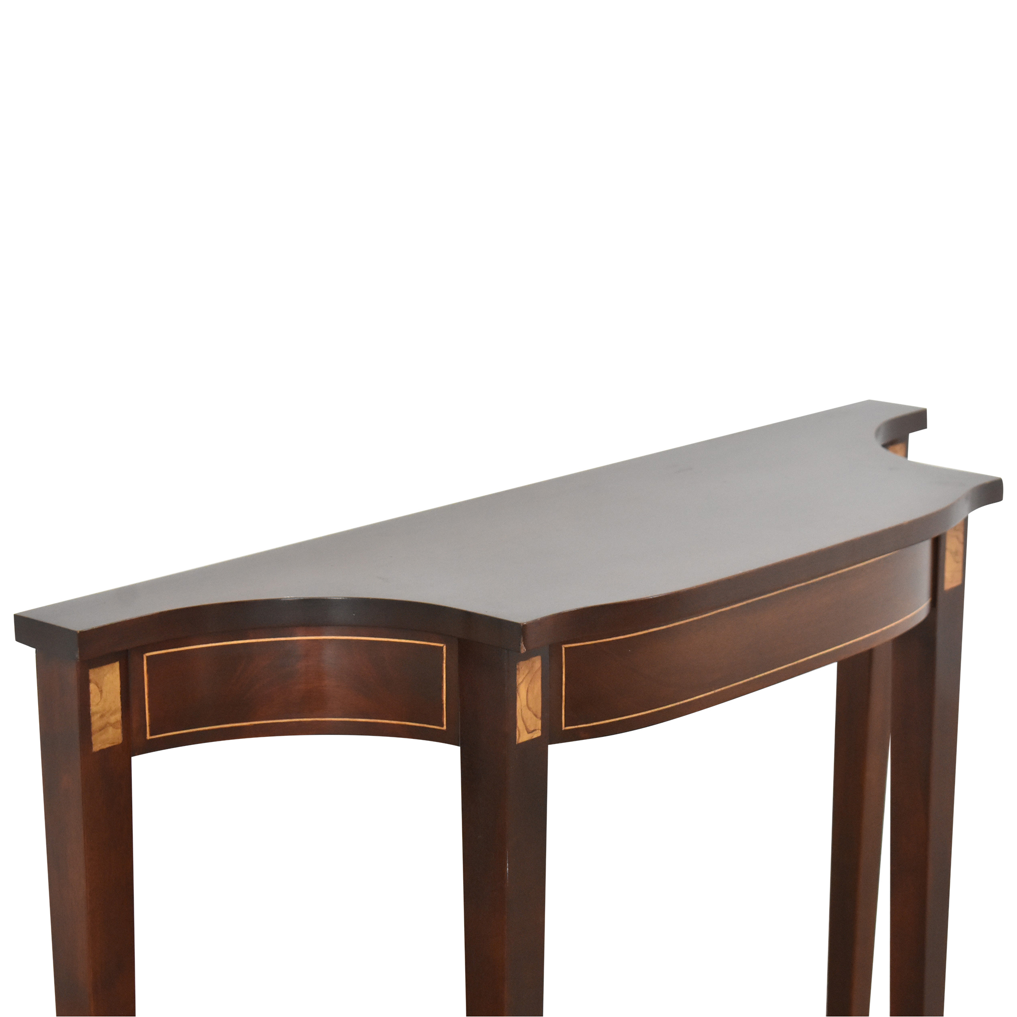 shop Inlay Console Table  Tables
