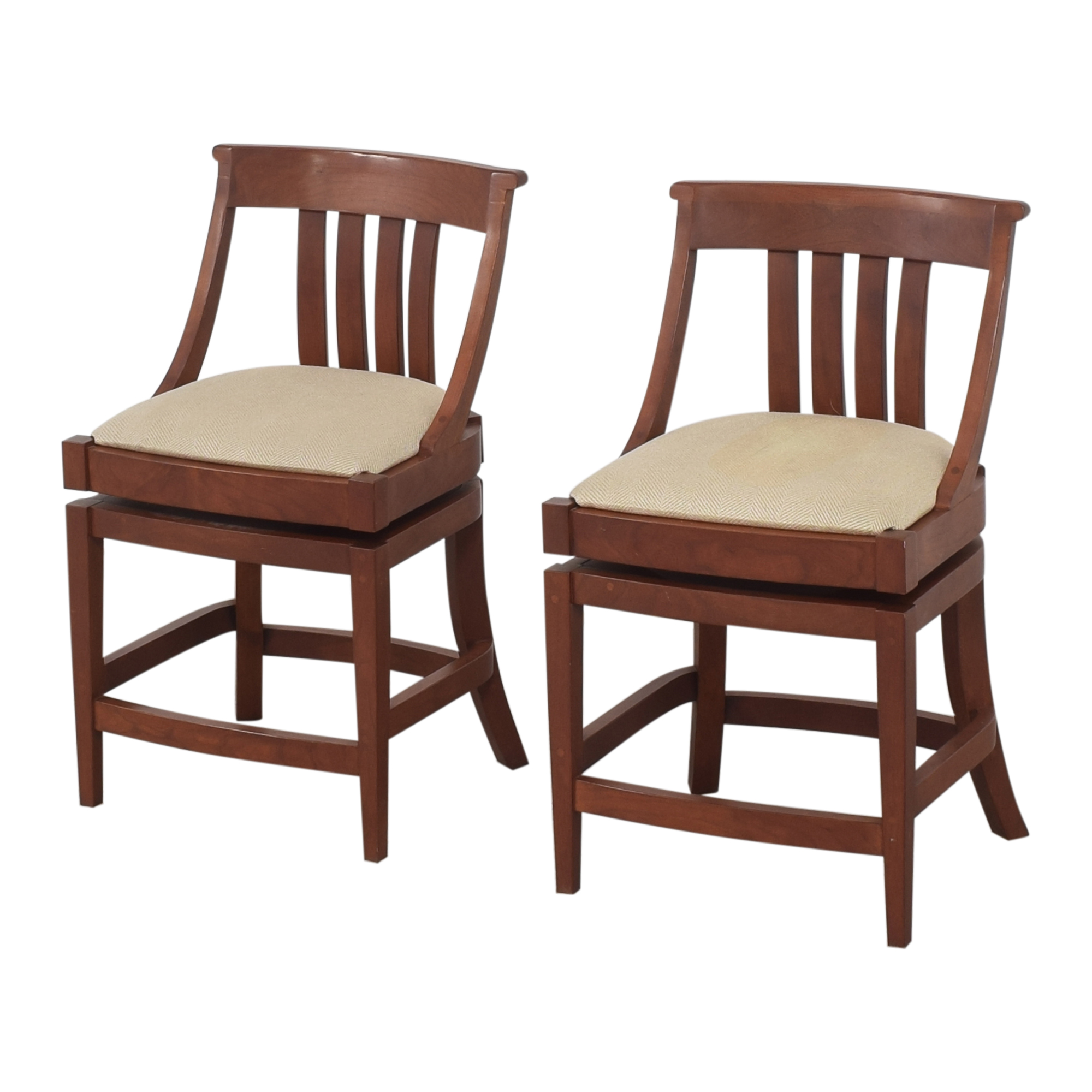 Custom Swivel Dining Stools / Dining Chairs