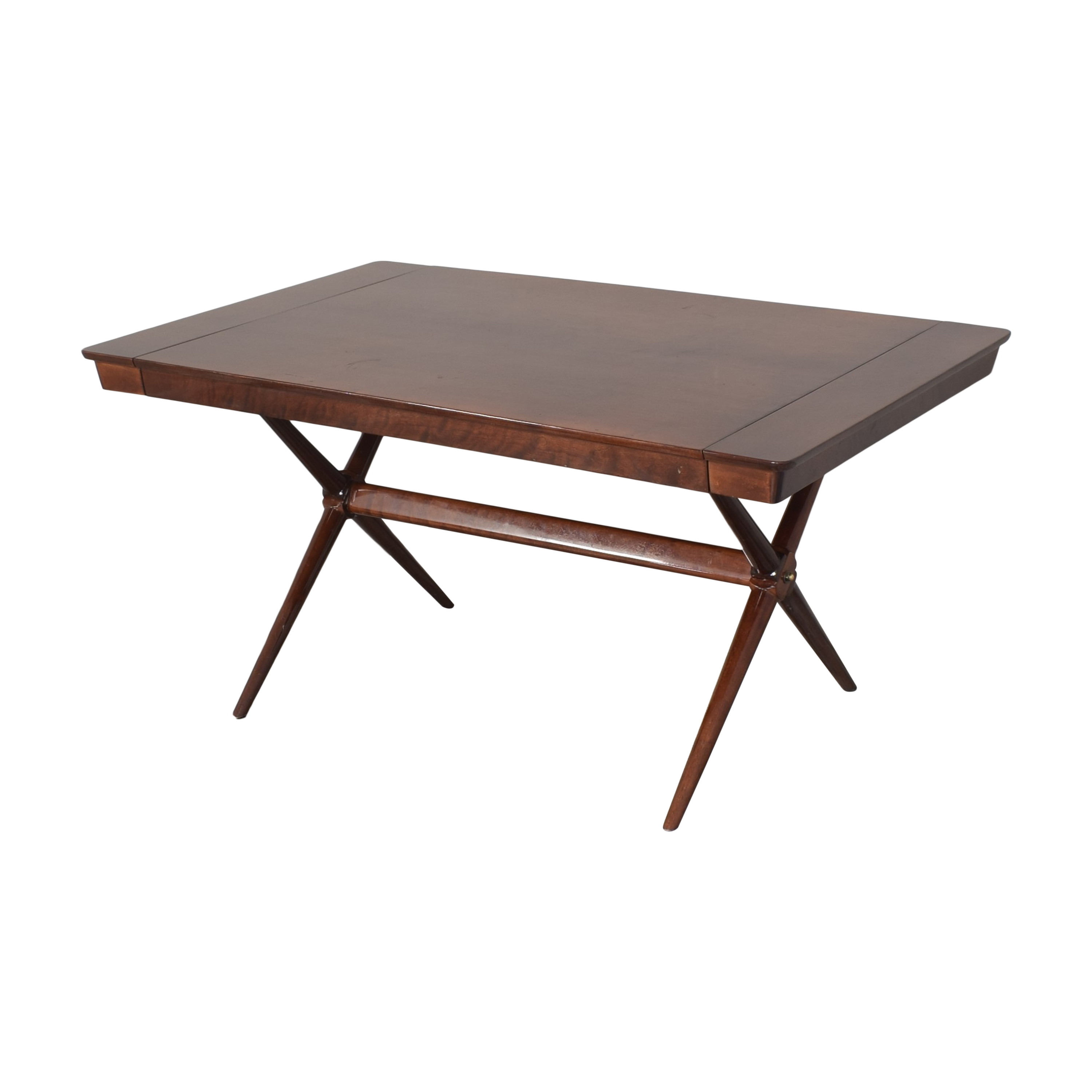 Extendable Dining Table used