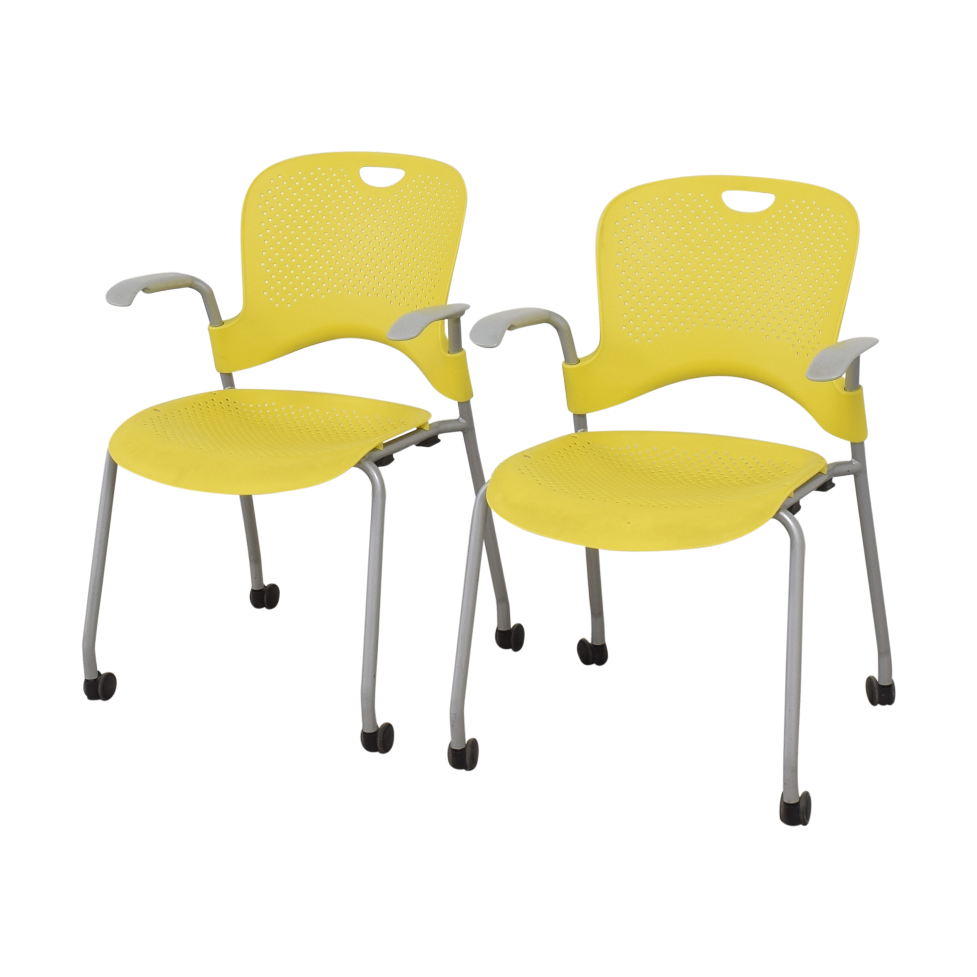 Herman Miller  Herman Miller Caper Stacking Chairs for sale
