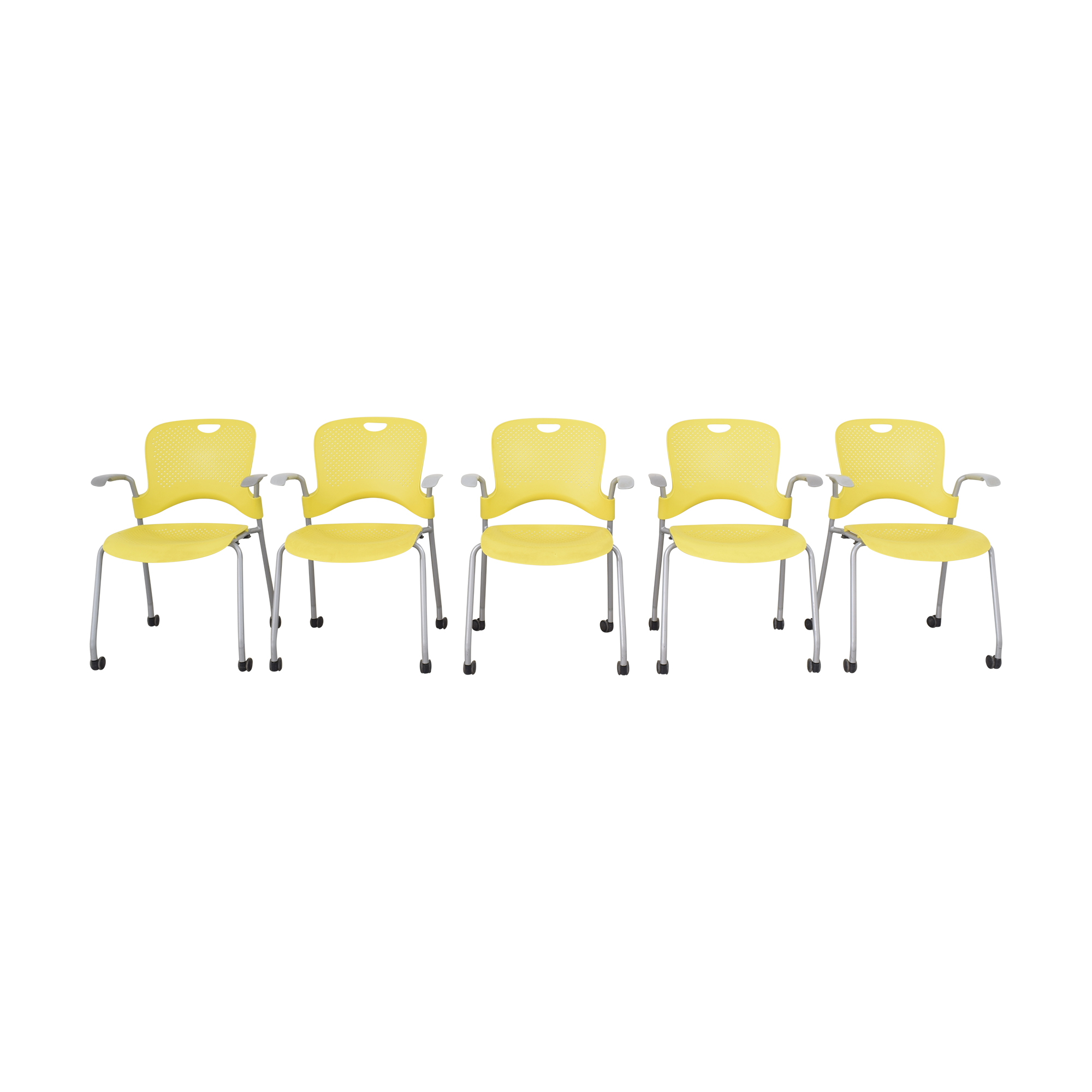 buy Herman Miller  Herman Miller Caper Stacking Chairs online