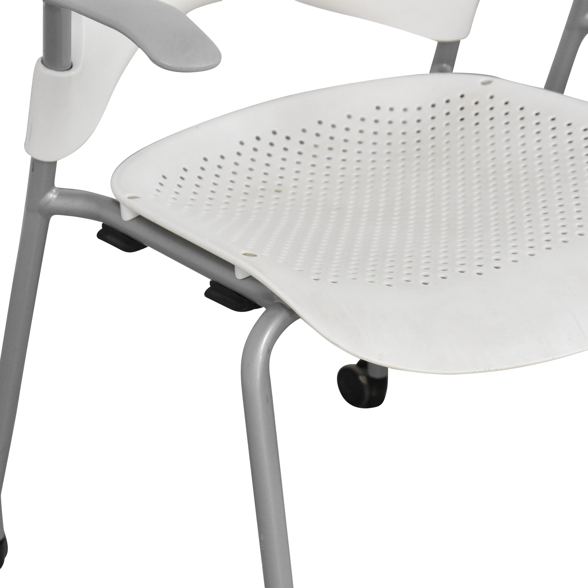 Herman Miller Herman Miller Caper Stacking Chairs ma