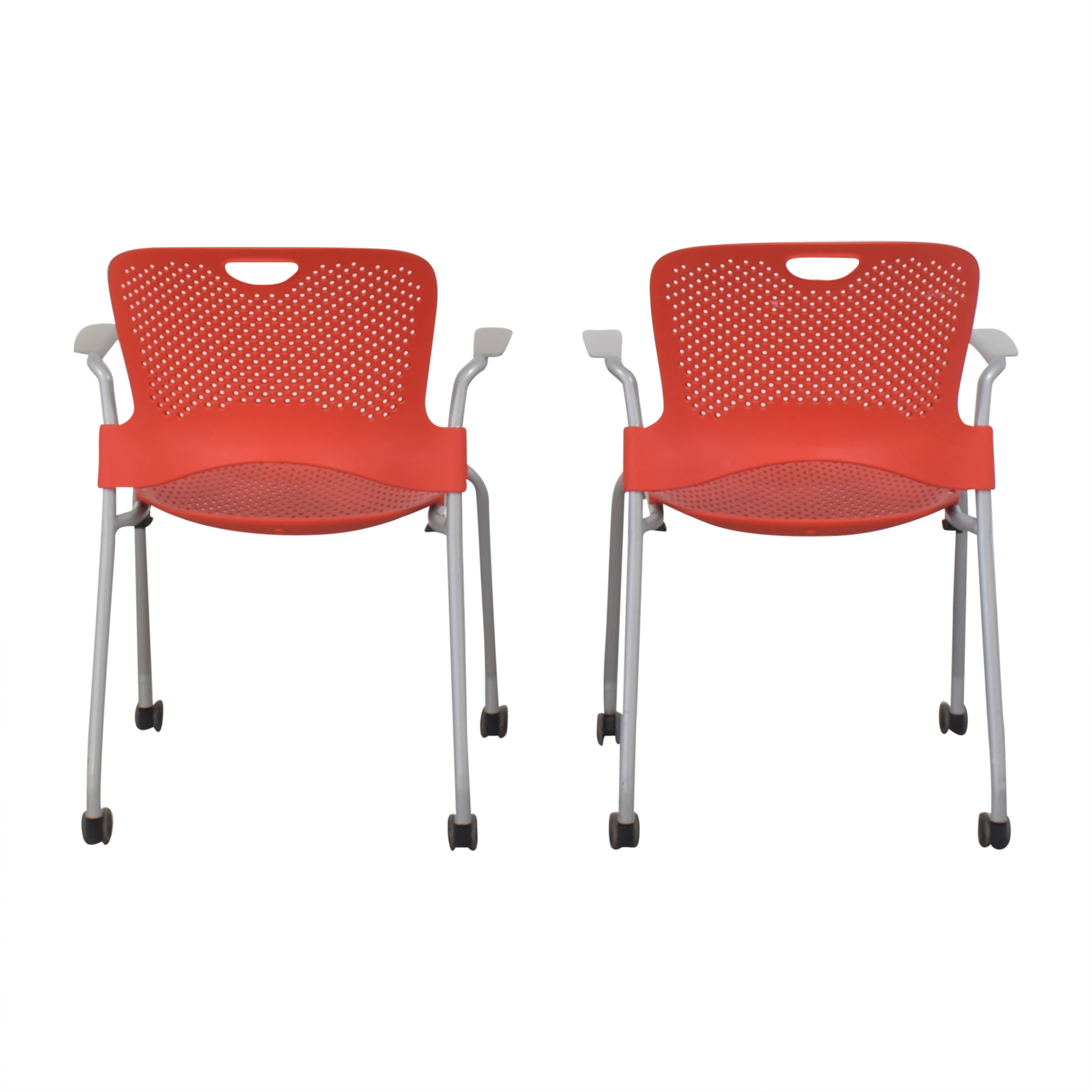 Herman Miller Caper Stacking Chairs sale