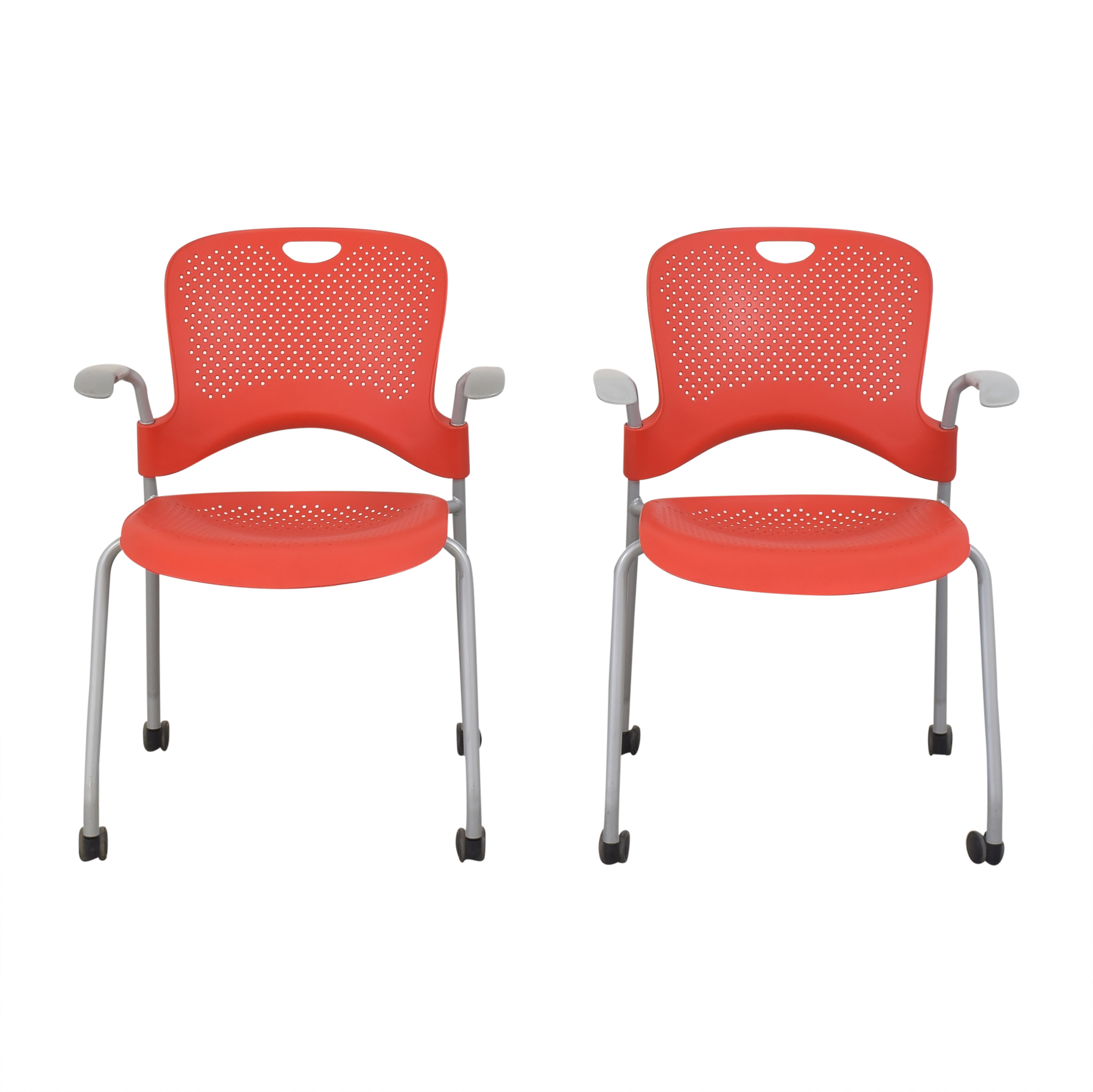 shop Herman Miller  Herman Miller Caper Stacking Chairs online