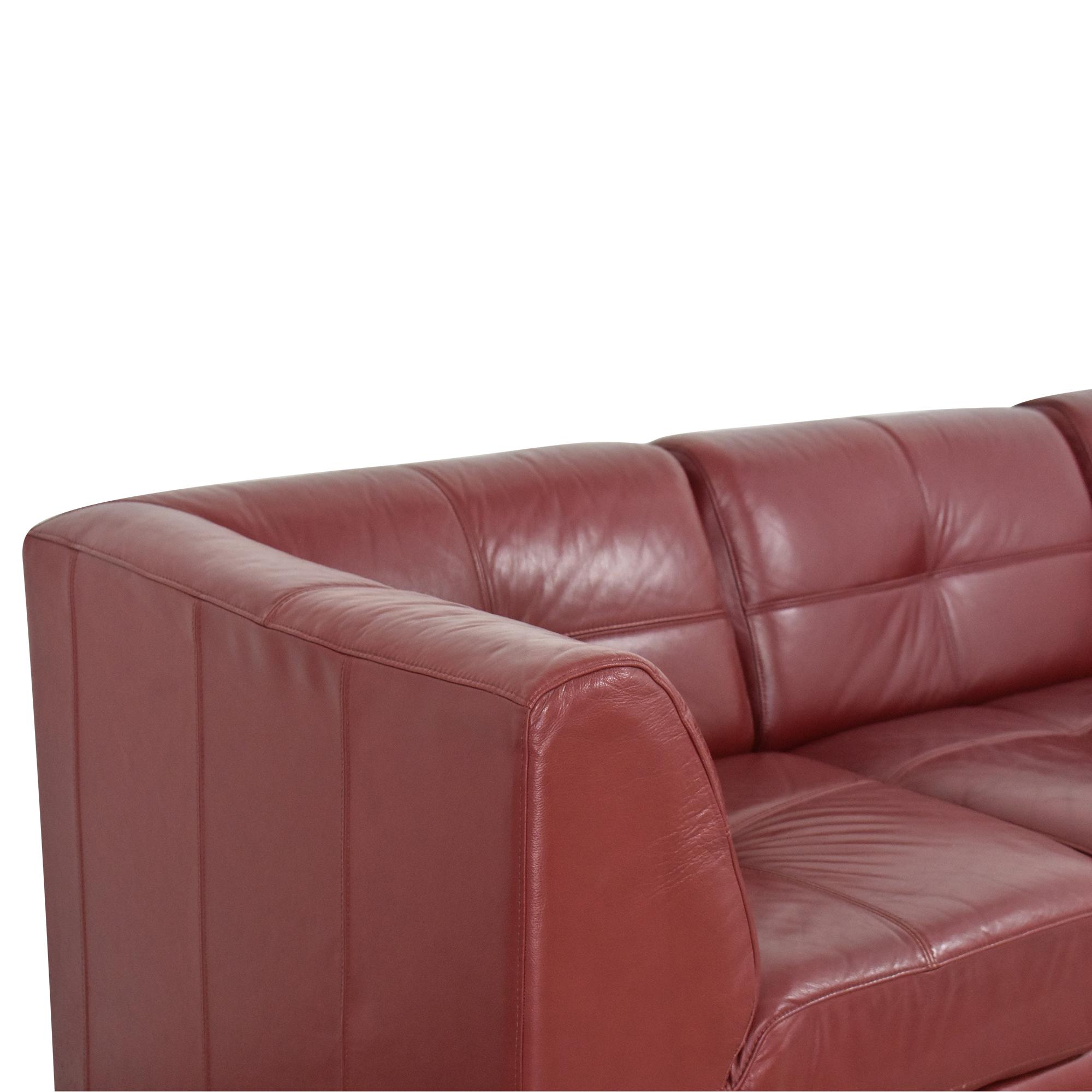 buy Raymour & Flanigan Modular Sofa Raymour & Flanigan Sofas