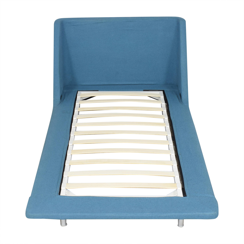 Blu Dot Blu Dot Nook Twin Bed dimensions