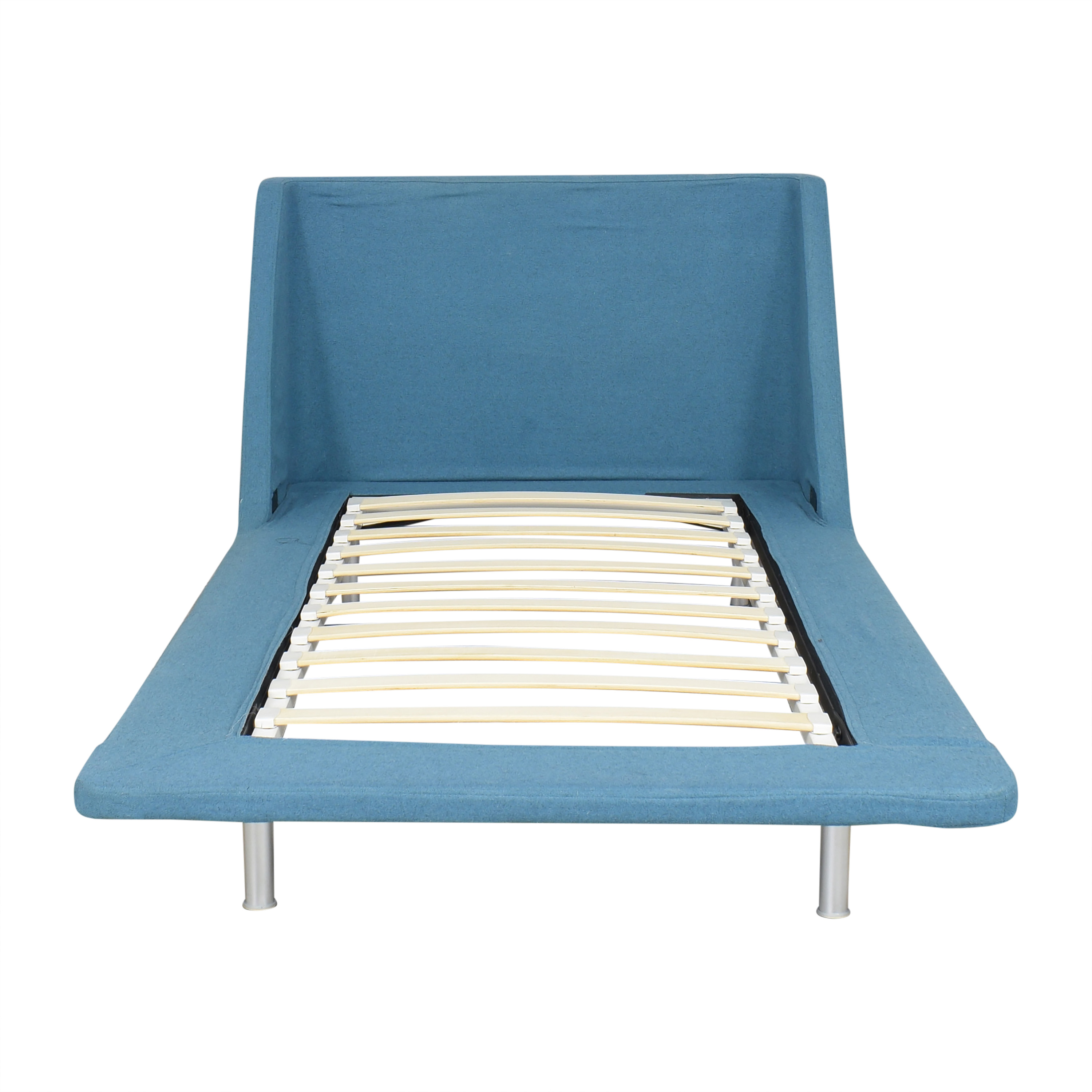 Blu Dot Blu Dot Nook Twin Bed blue