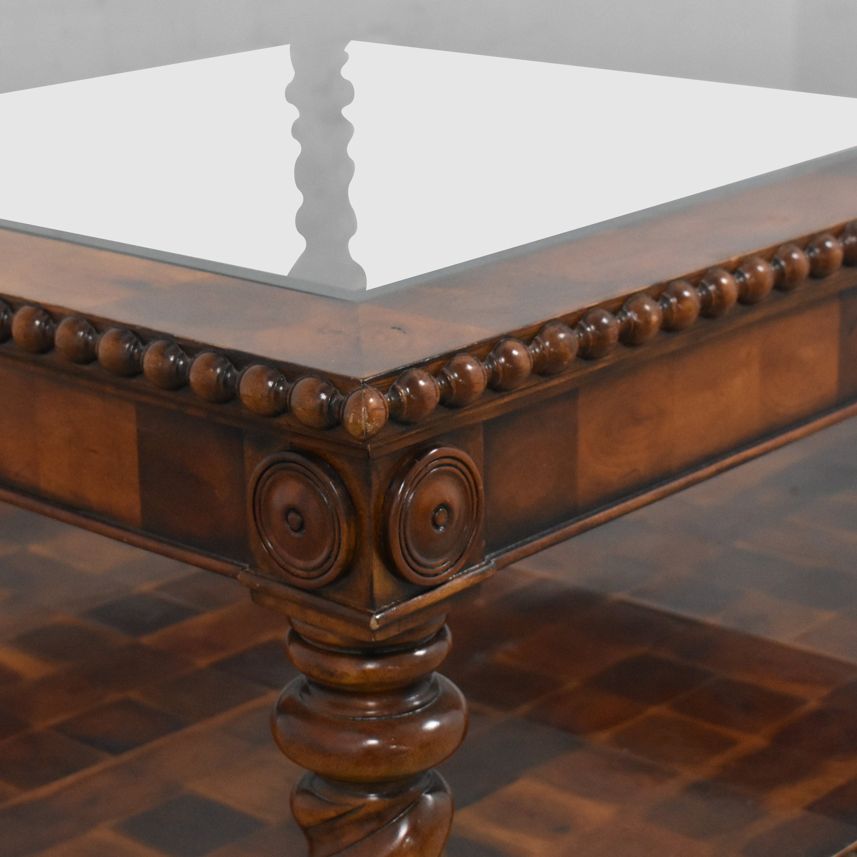 shop Theodore Alexander Althorp Collection Coffee Table Theodore Alexander Tables