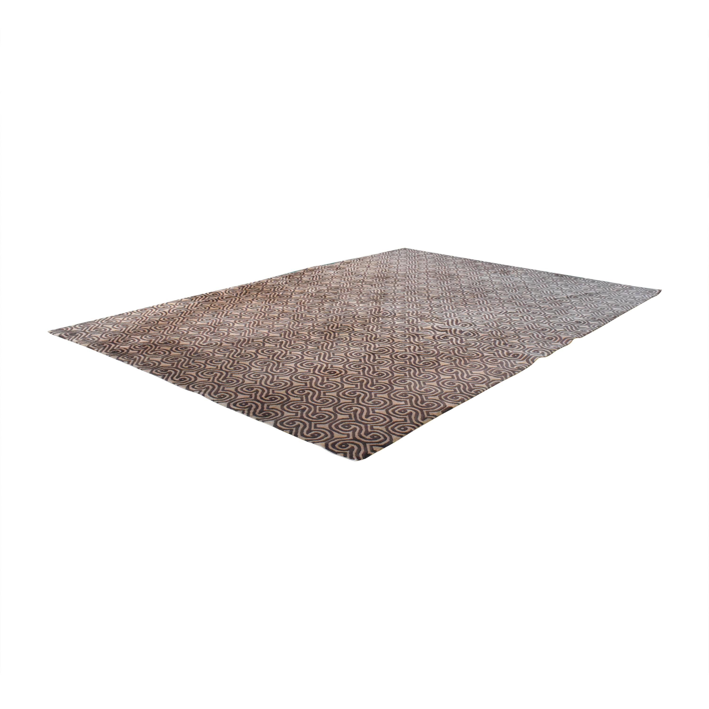 ABC Carpet & Home ABC Carpet & Home Vintage Art Deco-Style Rug ct