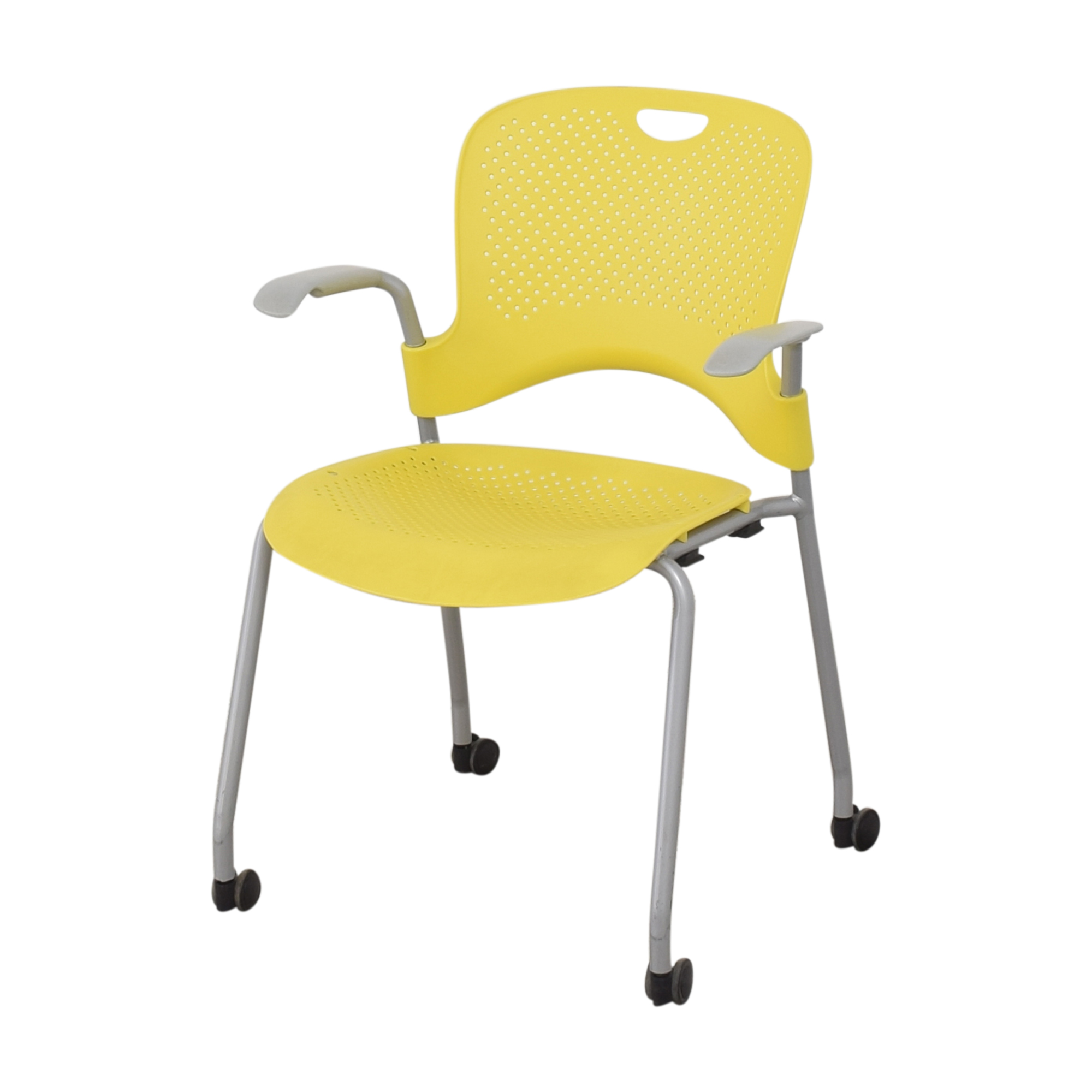 Herman Miller Herman Miller Caper Stacking Chair dimensions