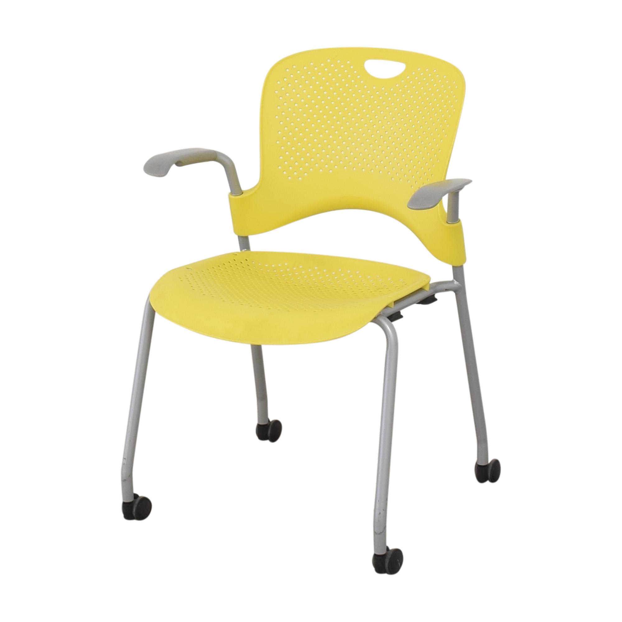 buy Herman Miller Caper Stacking Chair Herman Miller