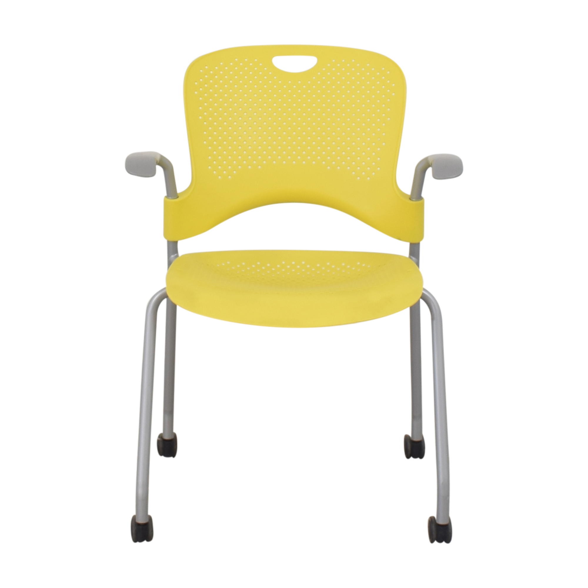 Herman Miller  Herman Miller Caper Stacking Chair pa