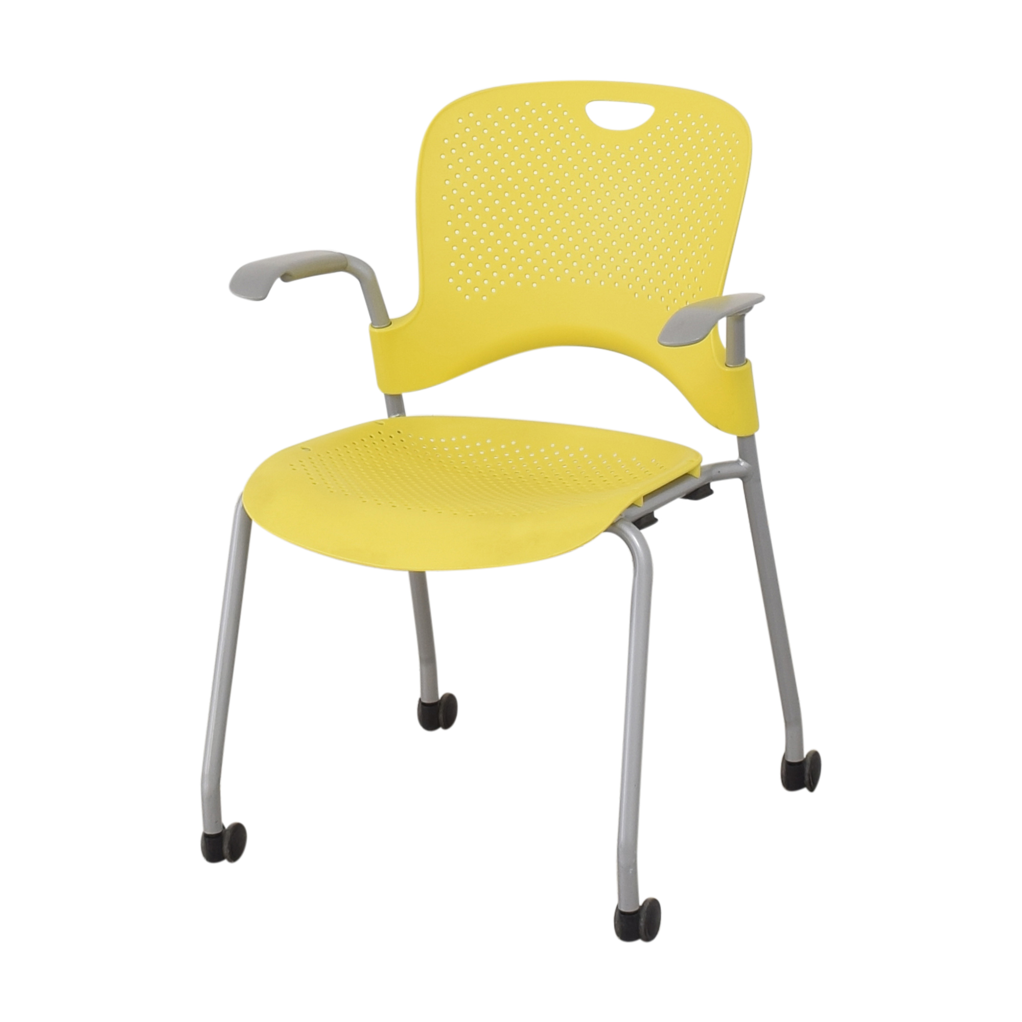 Herman Miller  Herman Miller Caper Stacking Chair for sale