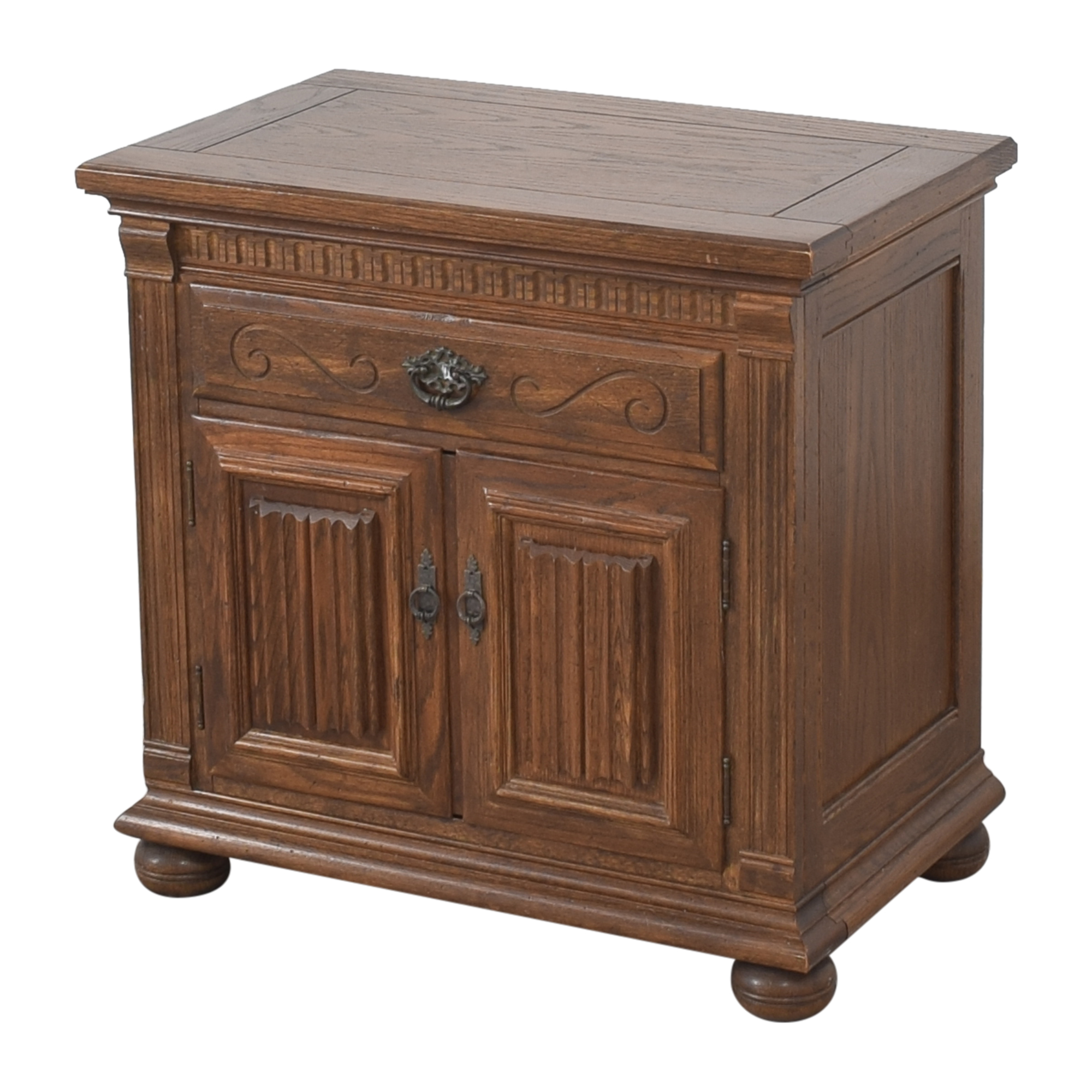 Ethan Allen Ethan Allen Royal Charter Commode Nightstand  price