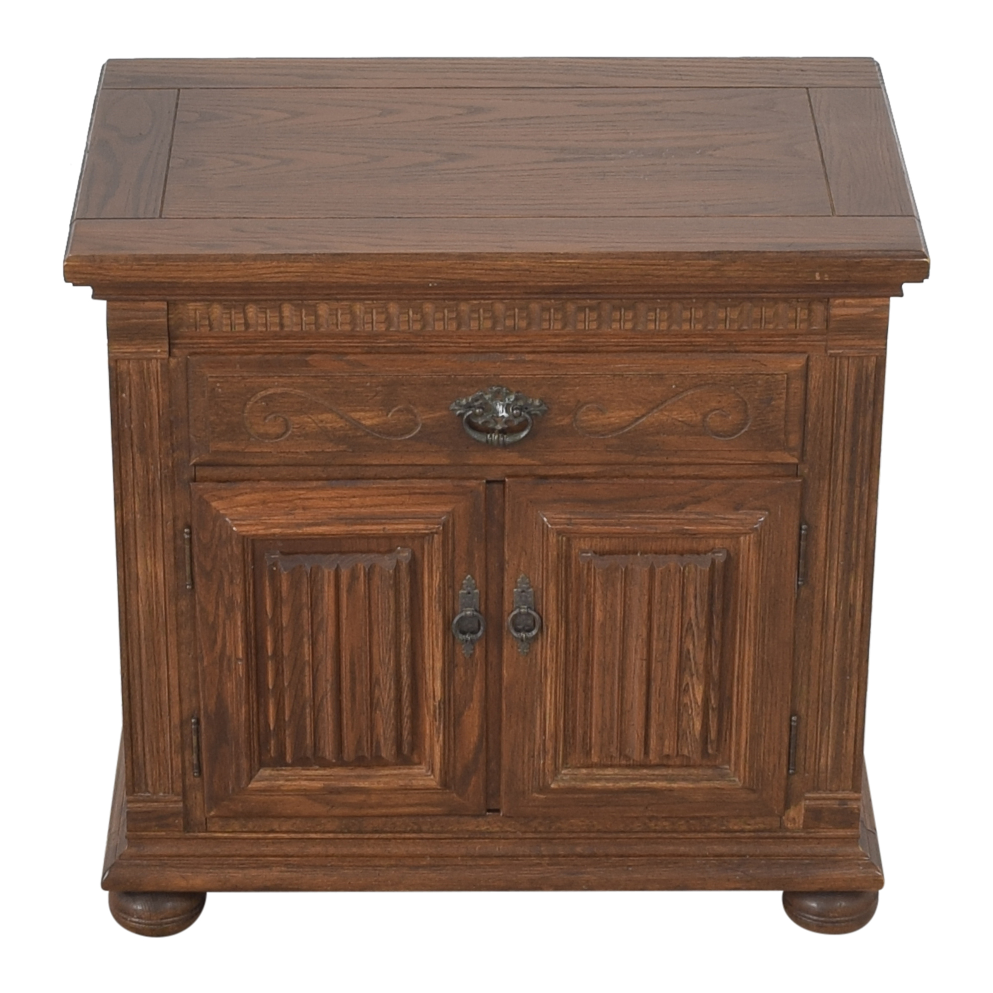 Ethan Allen Ethan Allen Royal Charter Commode Nightstand  Tables