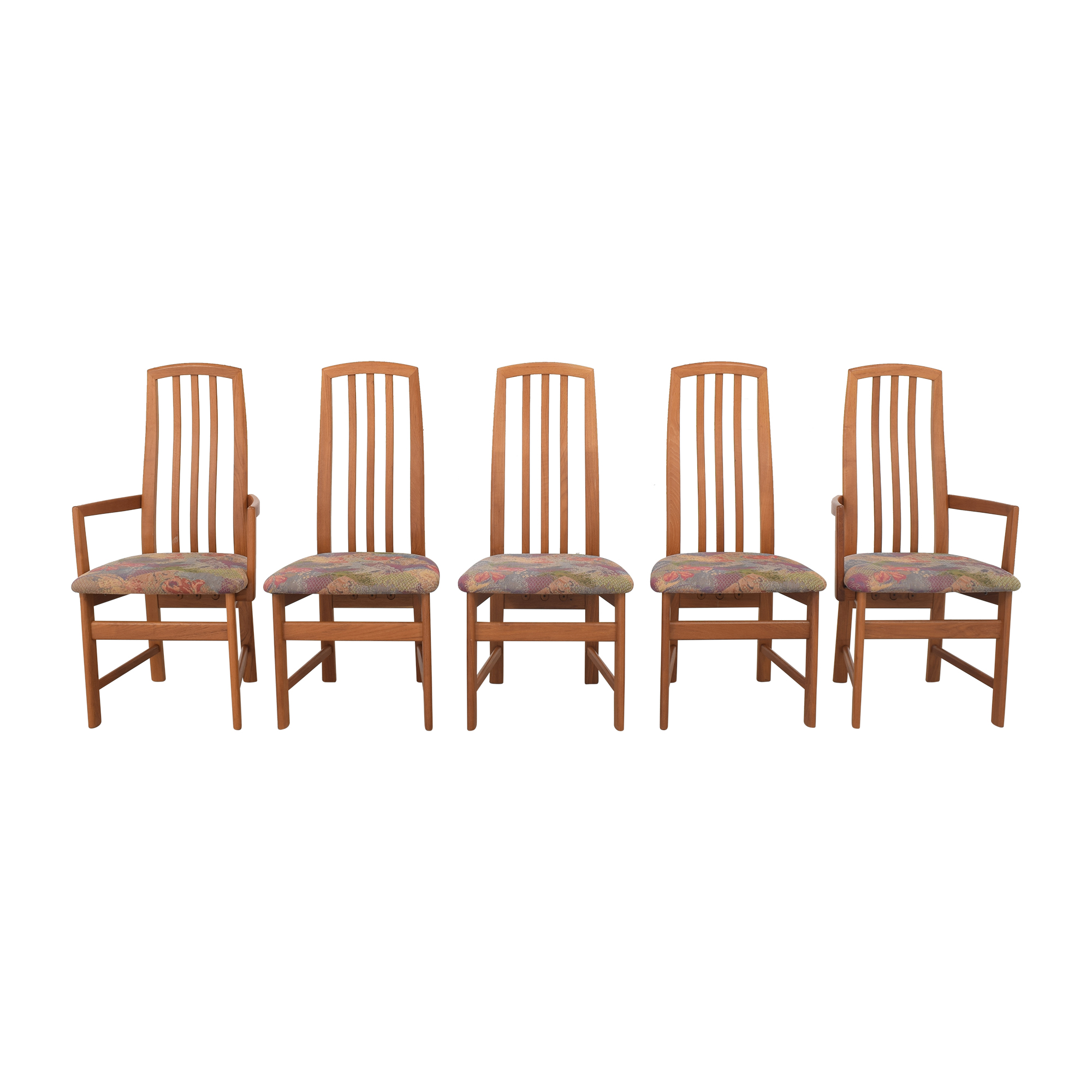 Danish Furniture Industries Company DFIC Nordic Furniture Dining Chairs price
